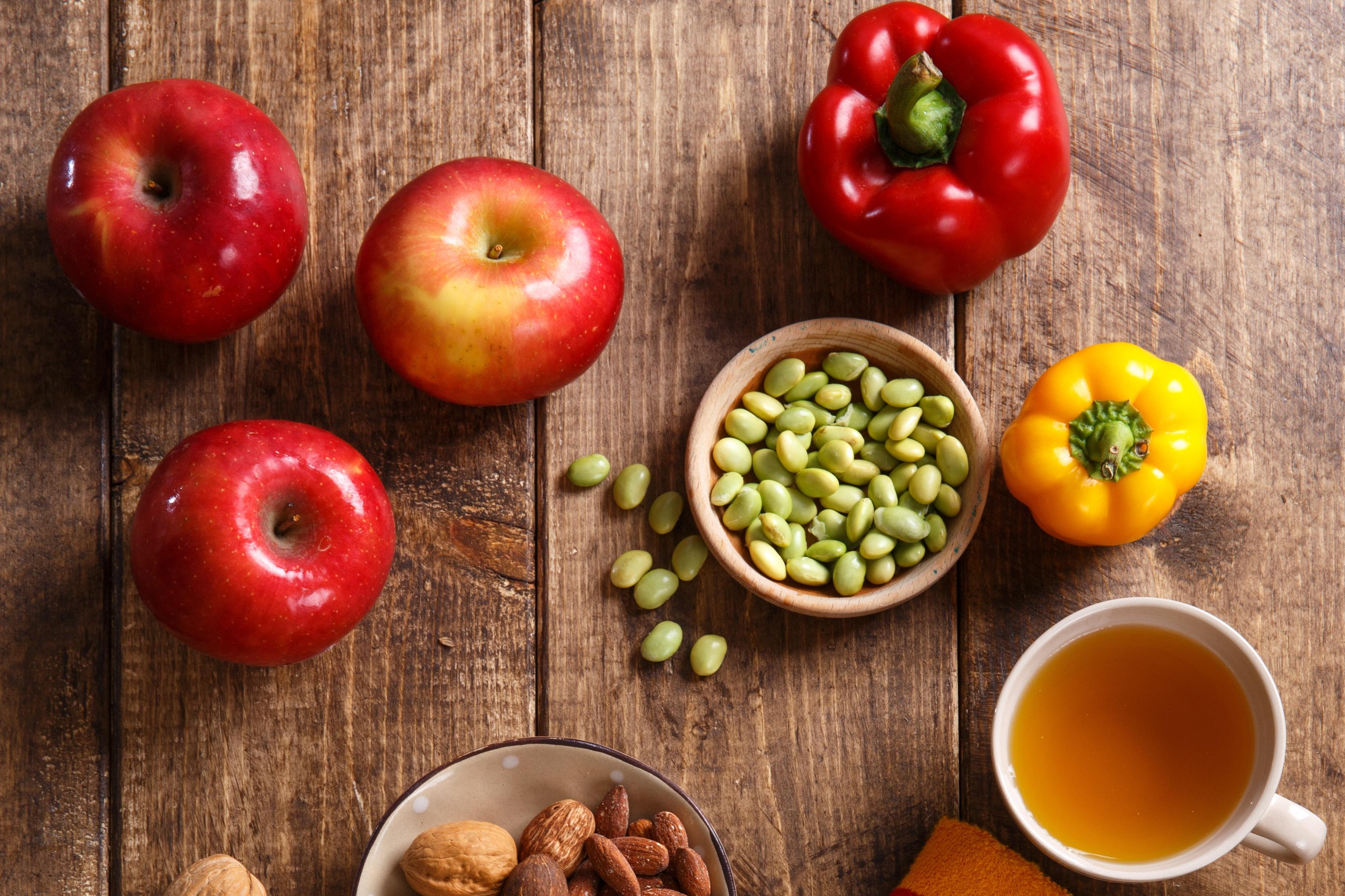 Диета Яблоки И Овощи.