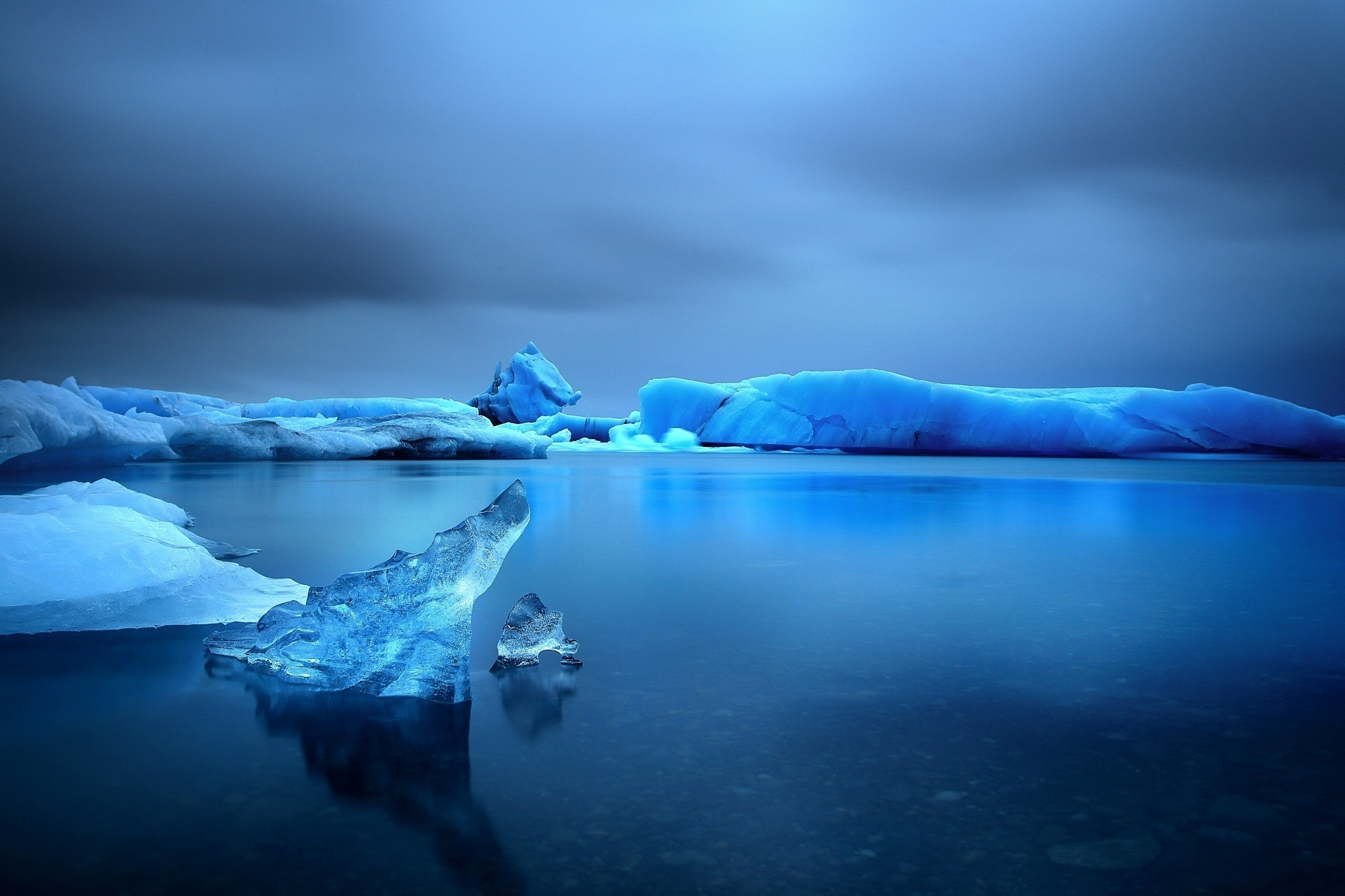 ледяные глыбы небо  № 2863267 без смс