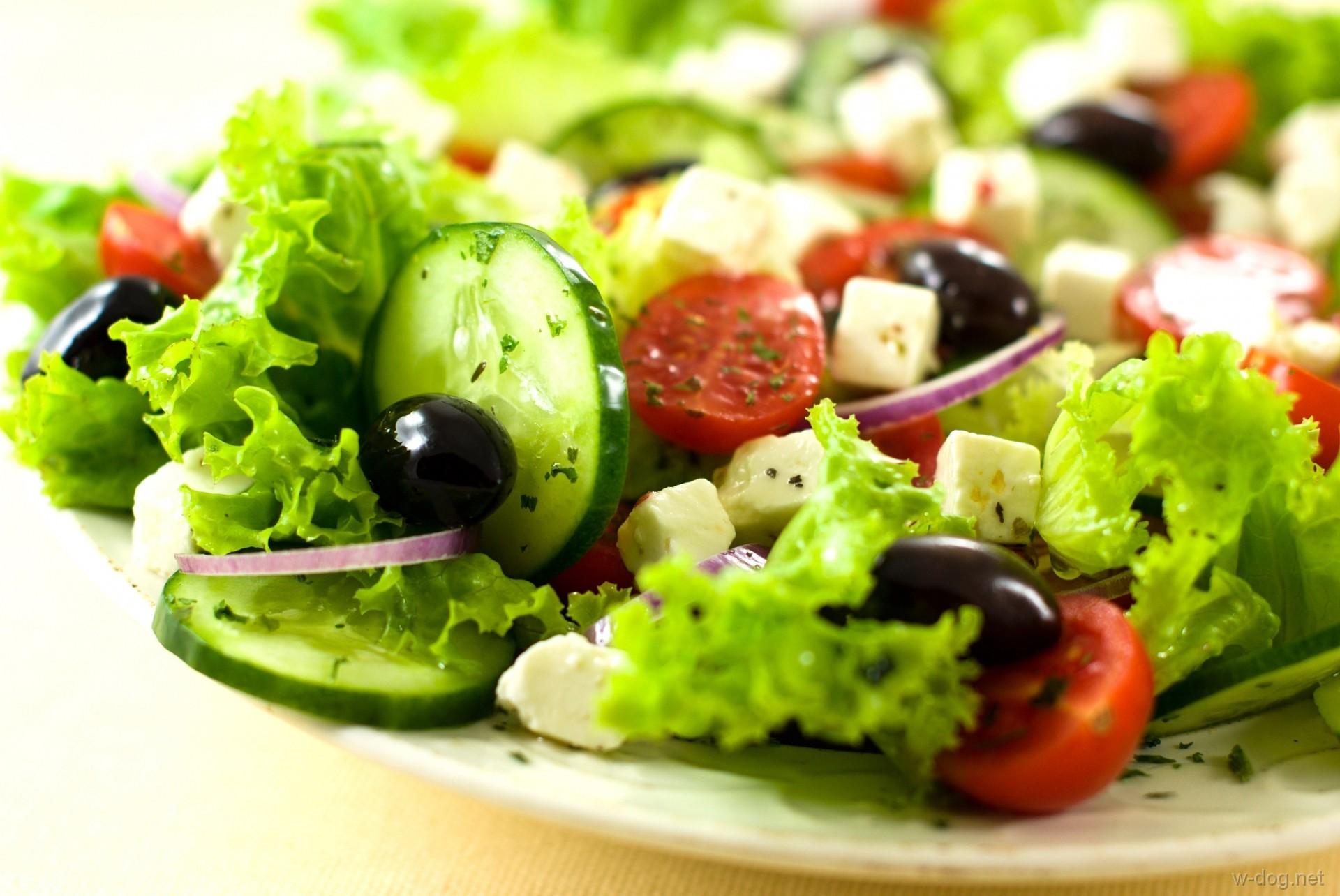 салат овощной картинки