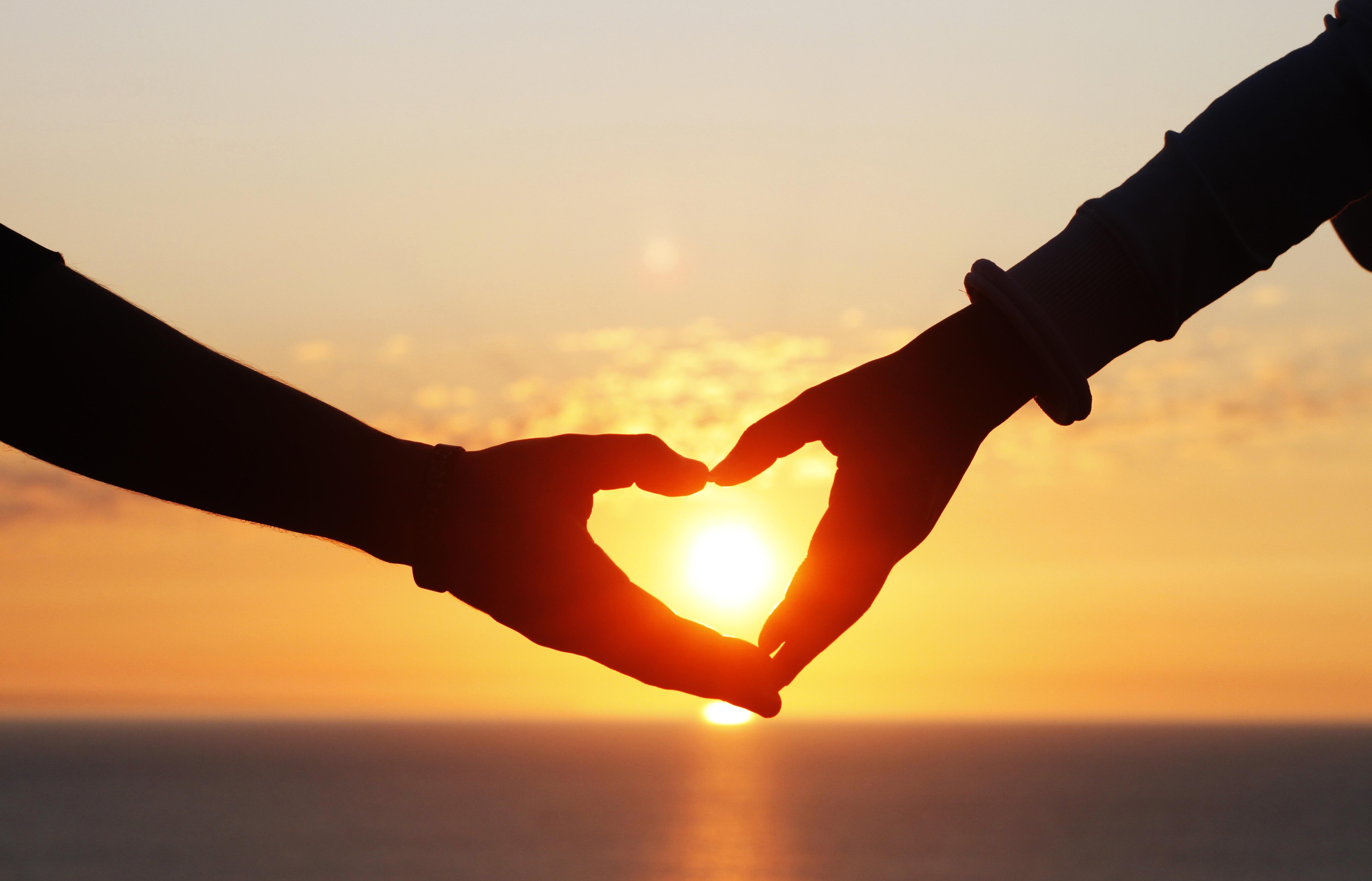 Открытки, открытка любовные отношения