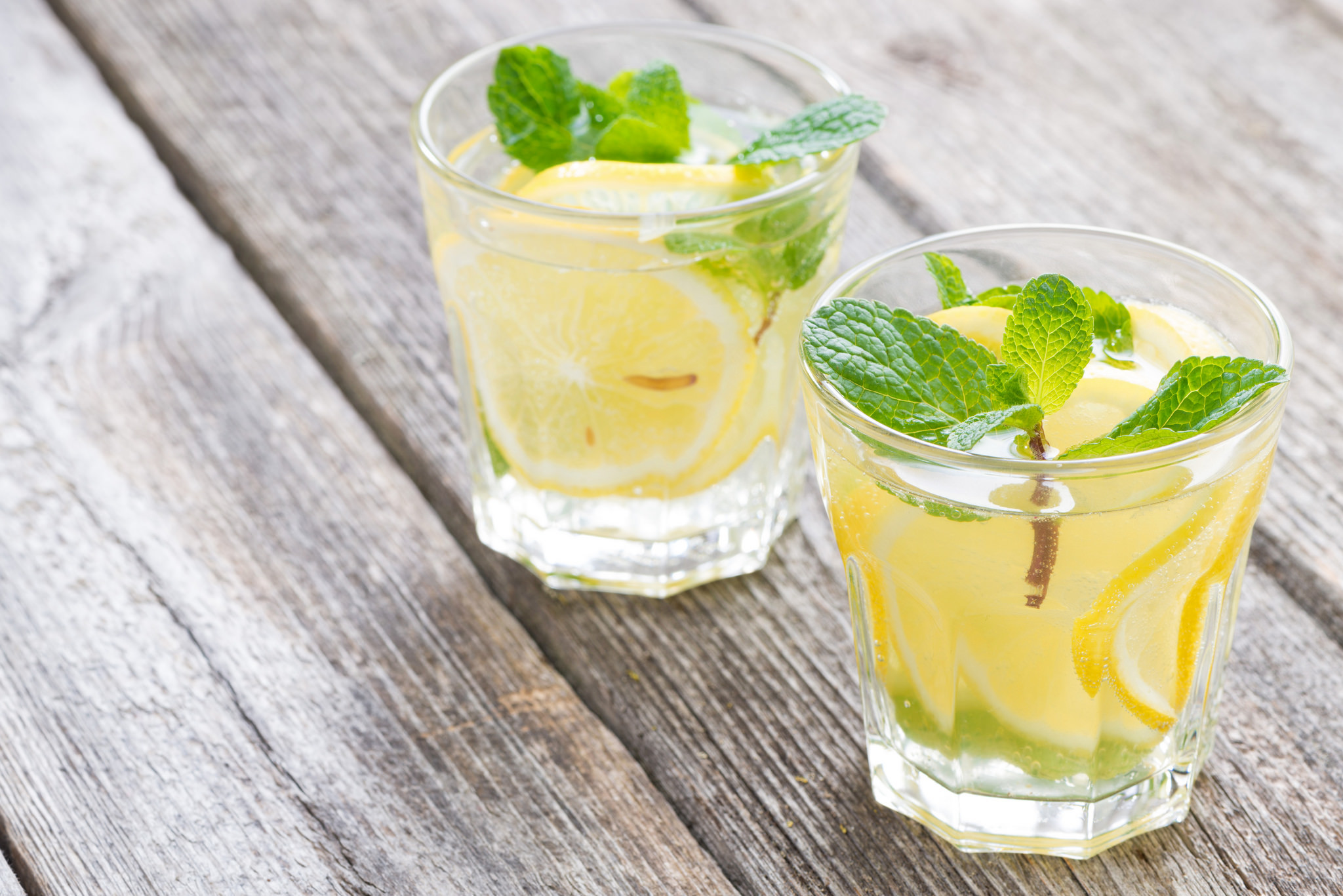 Лимонад из мяты, лайма и лимона в домашних условиях 63