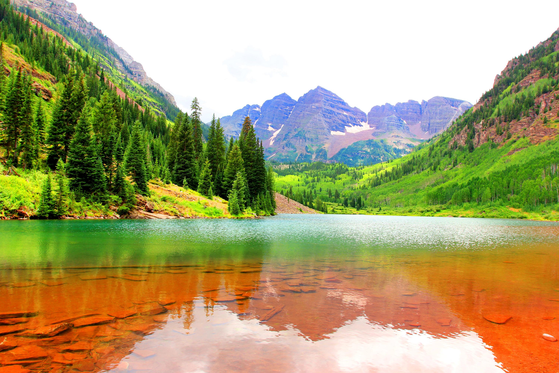 Горные пейзажи фото высокого разрешения