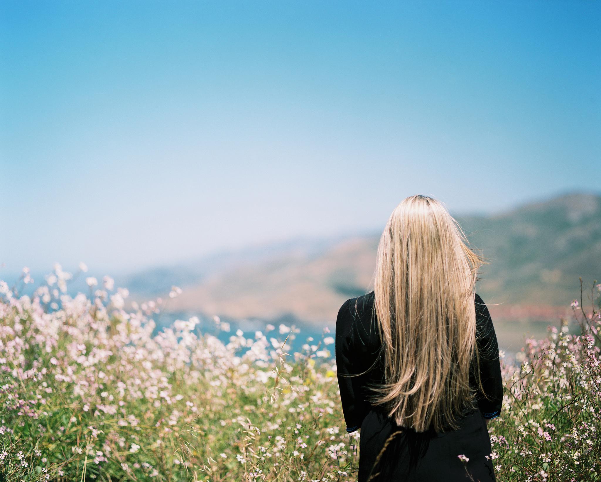 Картинки на аву море цветы