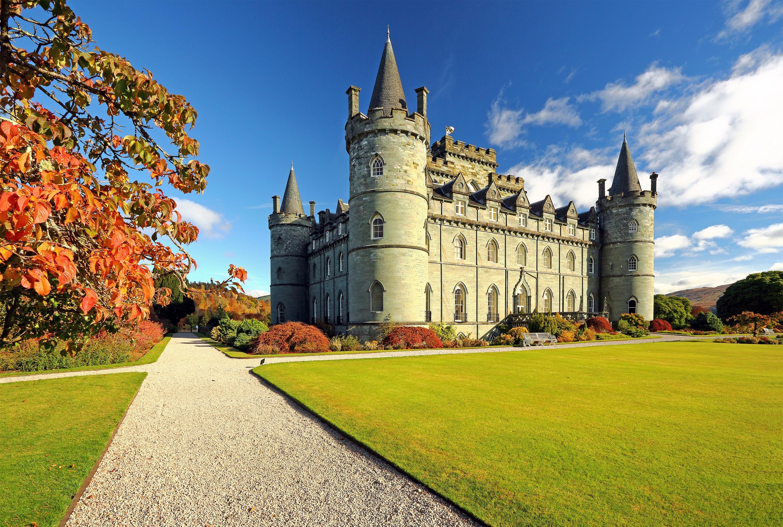 Замки в англии дорого