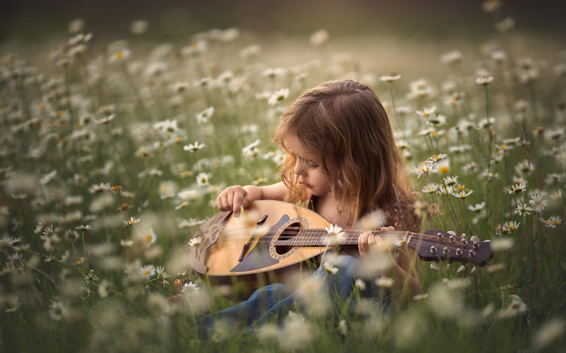 Музыкальные картинки природа