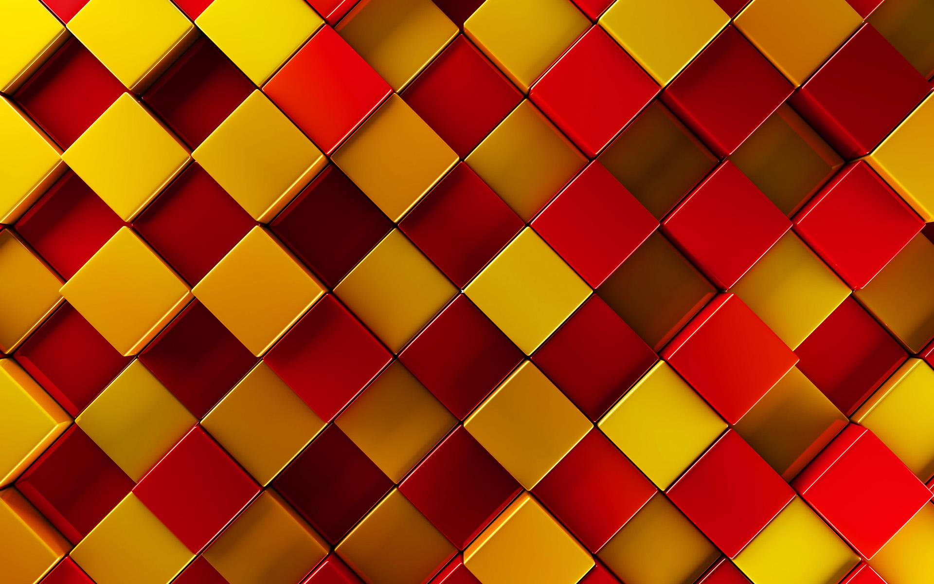 Квадраты фигуры свет блоки  № 3670749  скачать