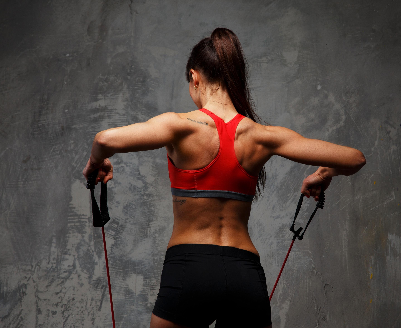 животных фото женской спортивной спины паровоз всегда помогает
