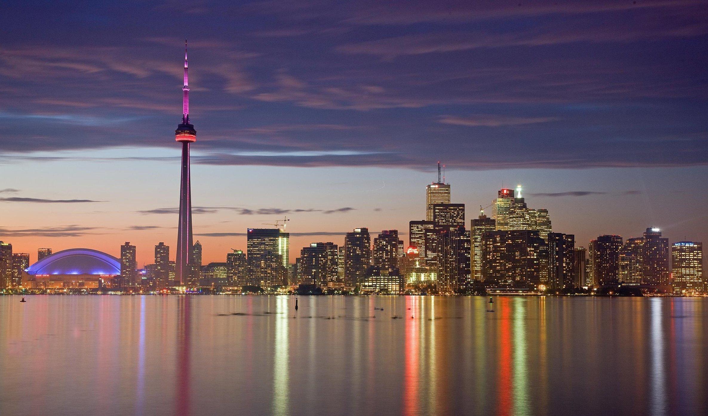 Toronto Skyline, Canada загрузить