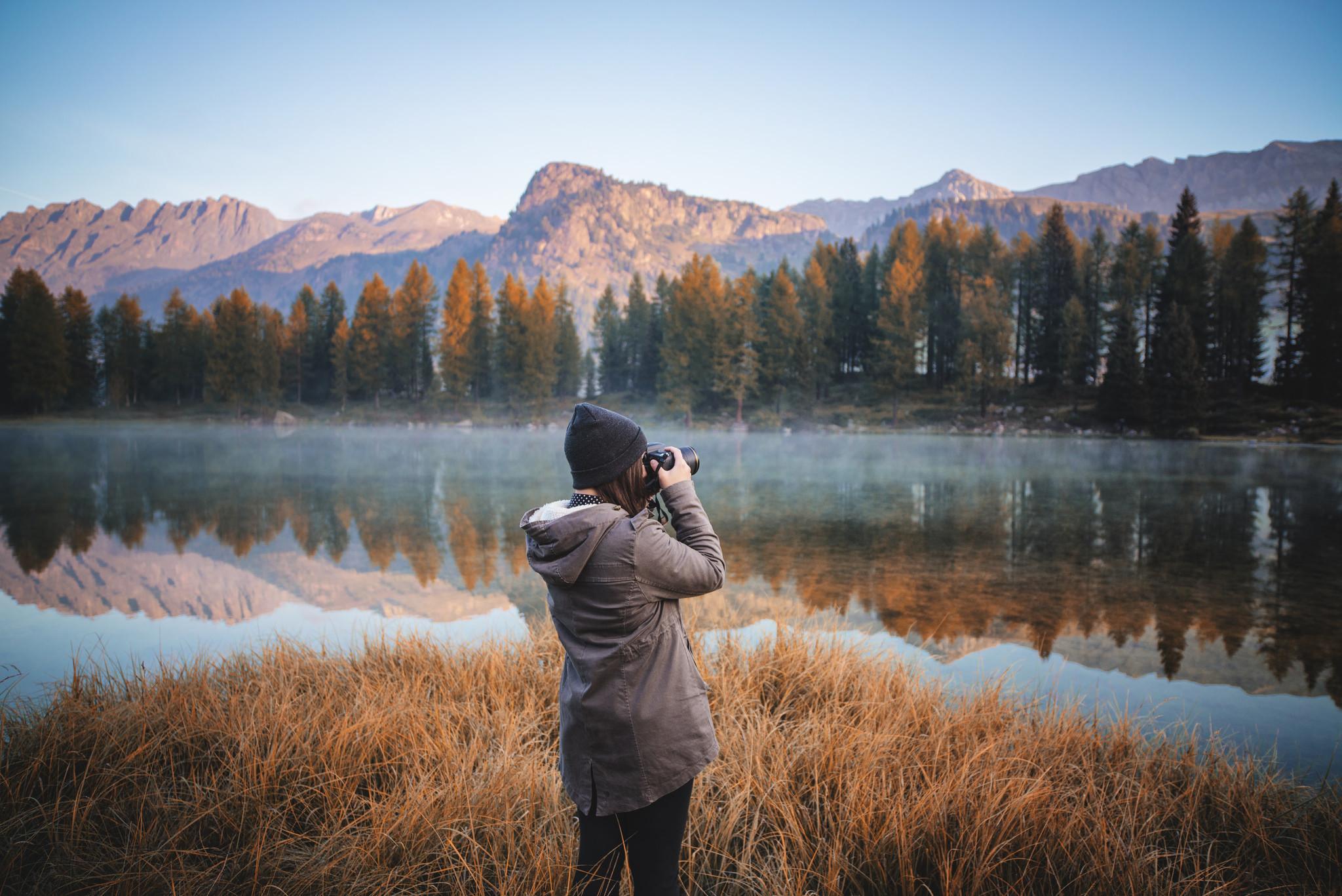 Красивые картинки природа с людьми