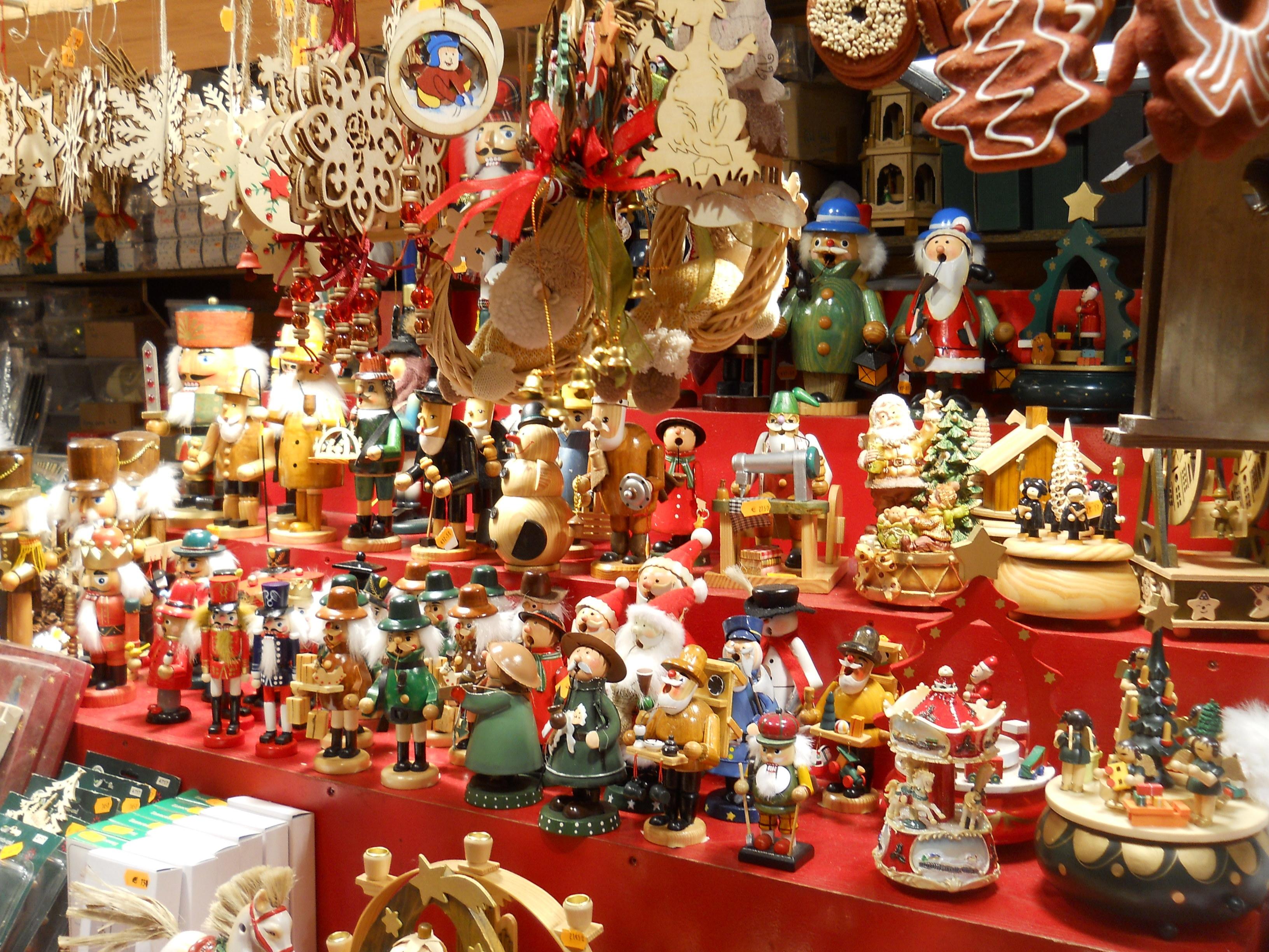 Подарки из европы на новый год