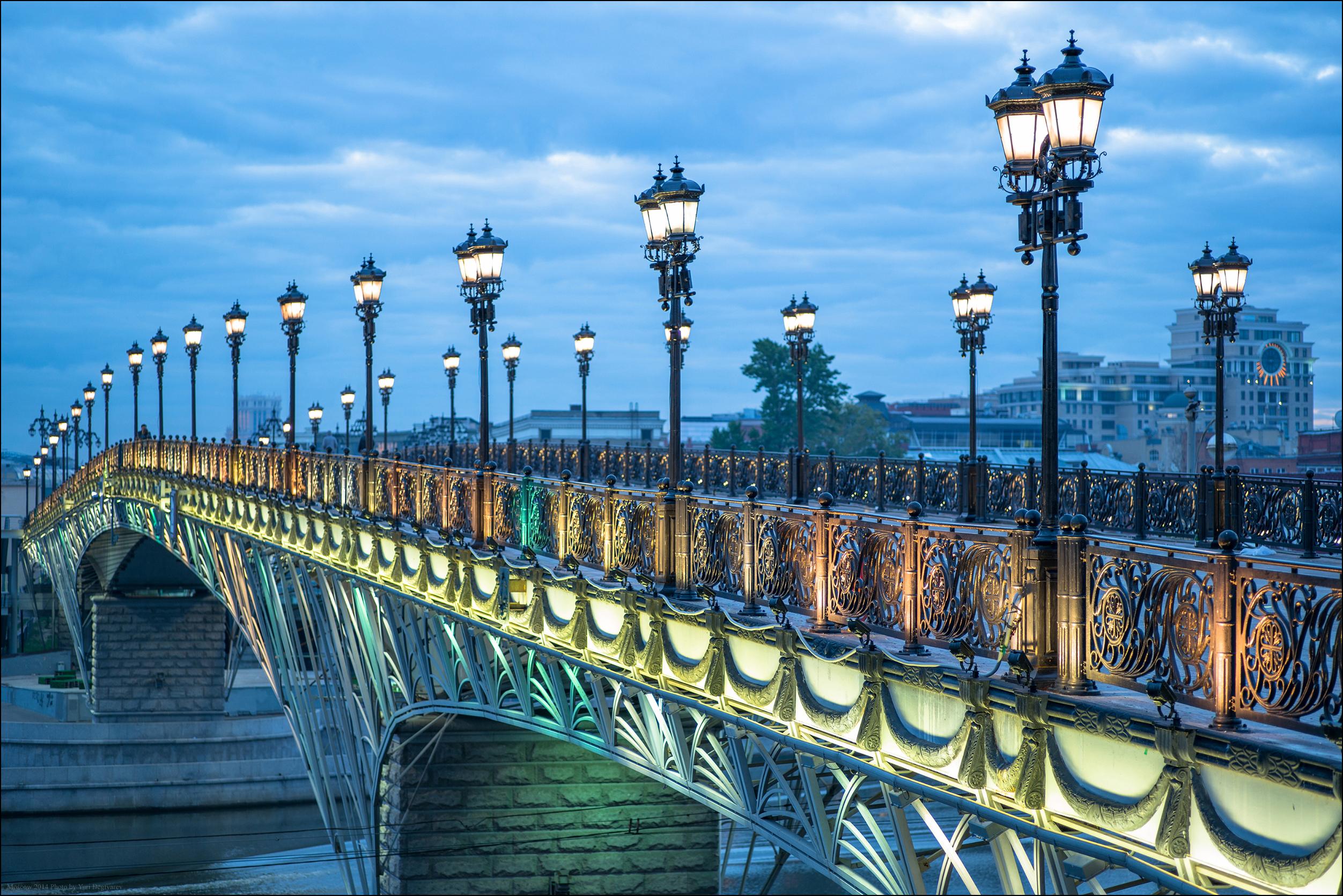 мост река россия the bridge river Russia загрузить