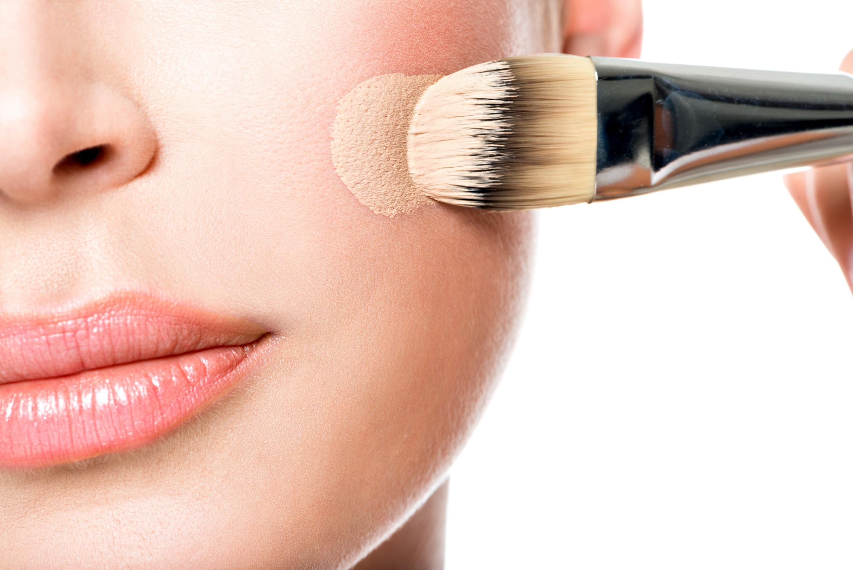 Идеальный макияж для проблемной кожи