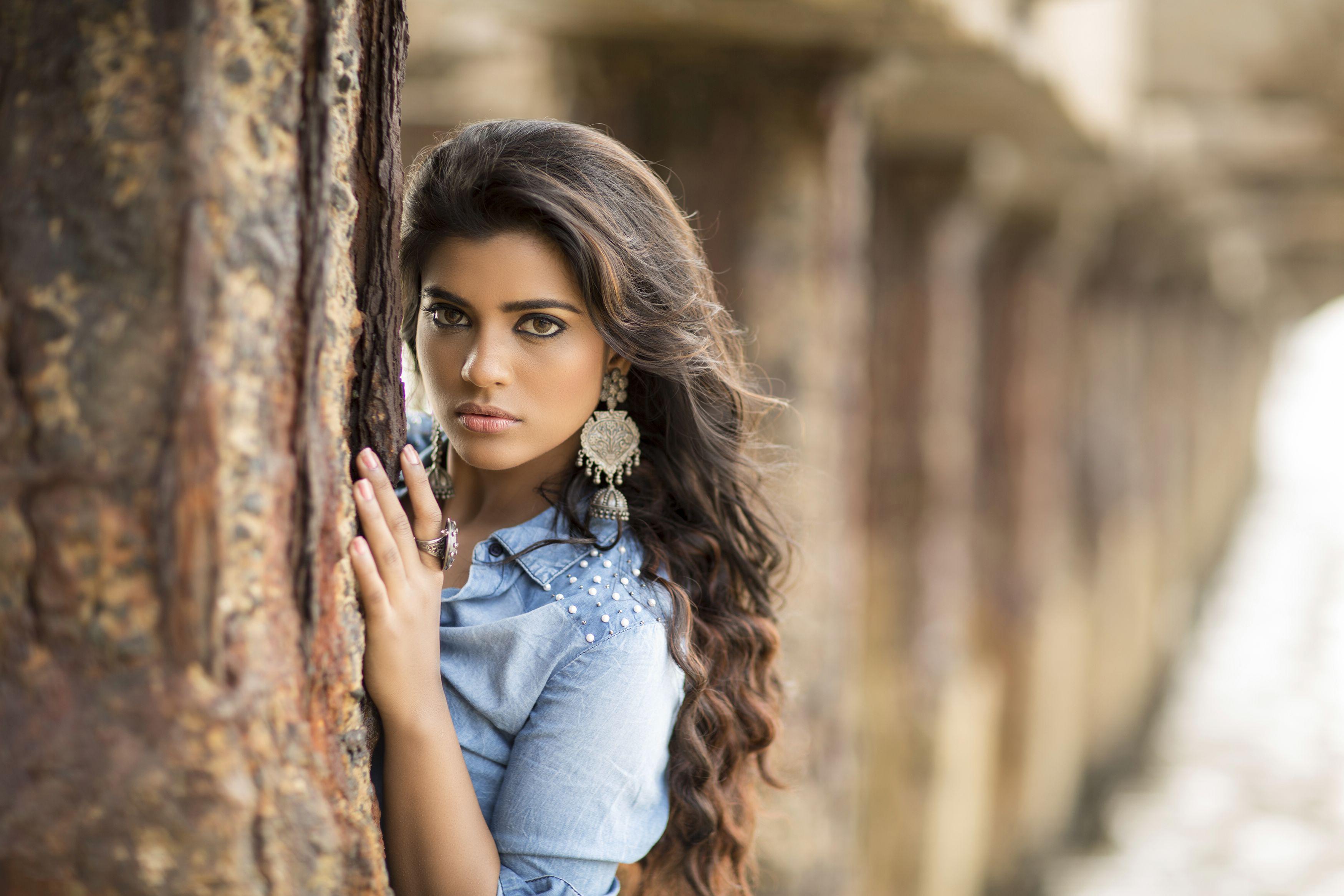 Одежде кожи самая красивая девушка индии фото