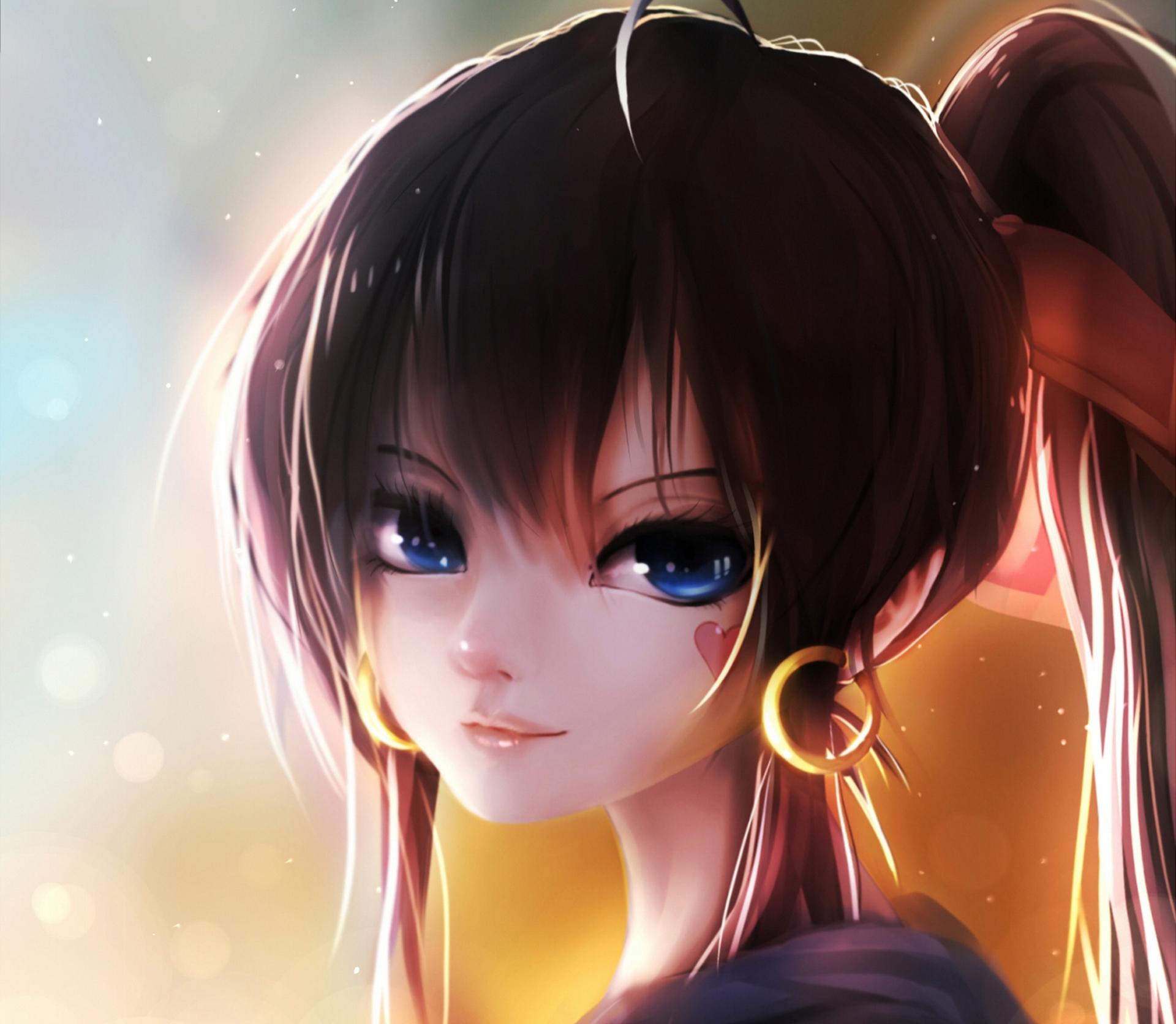 Аниме очень красивые девочки