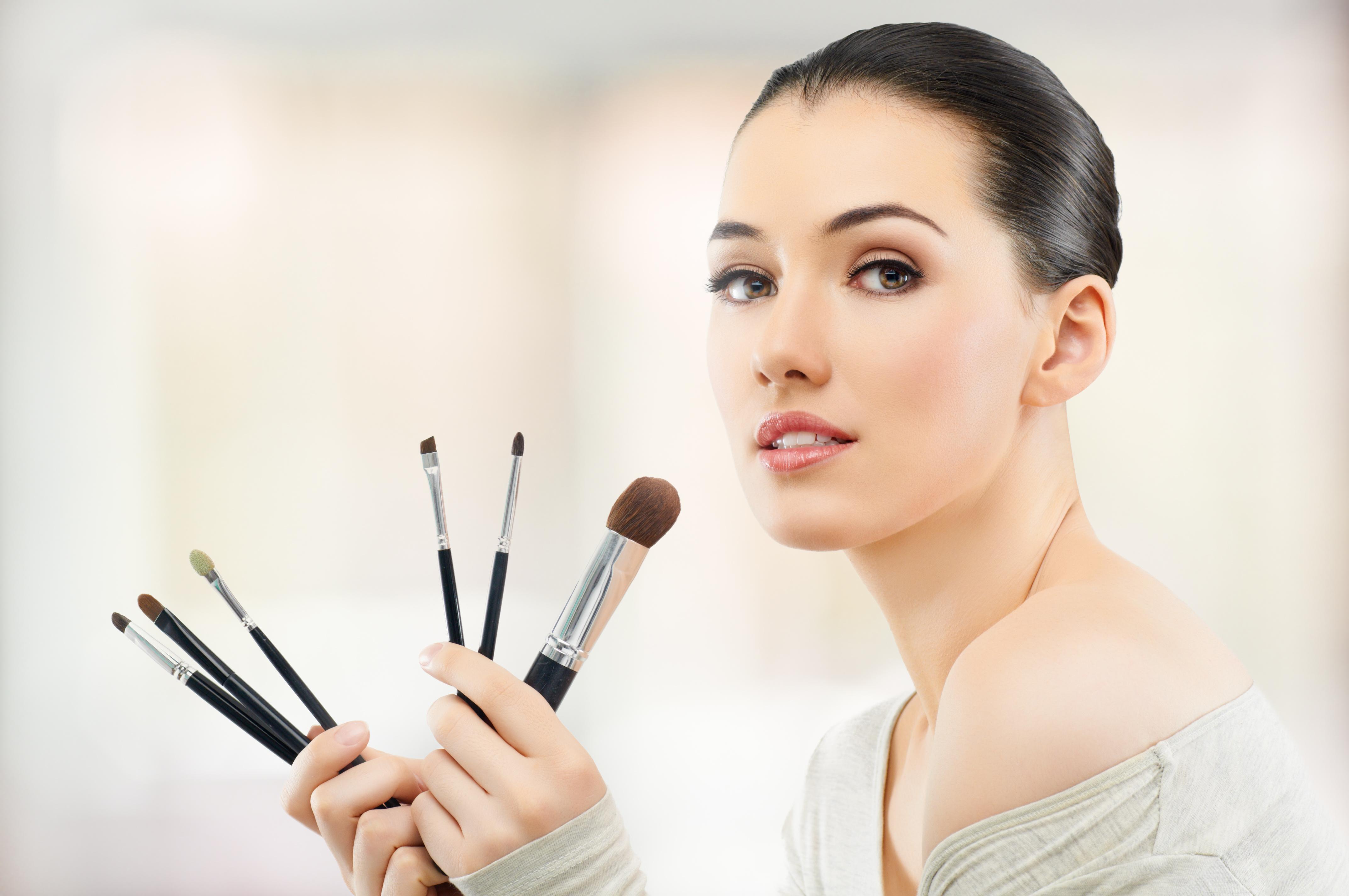 интересные картинки про макияж было дано благословение