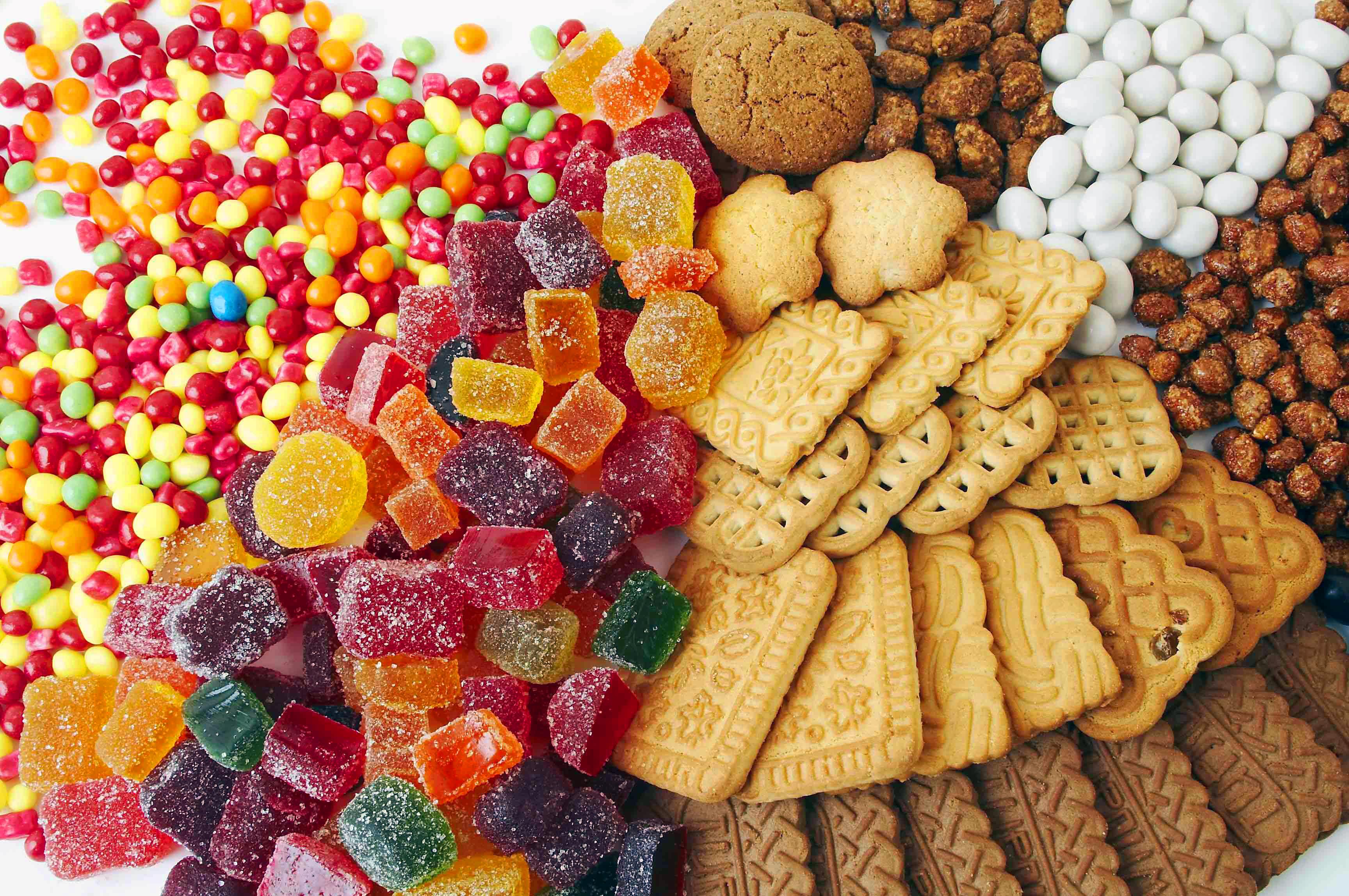 картинки продуктов конфеты перевозку можно