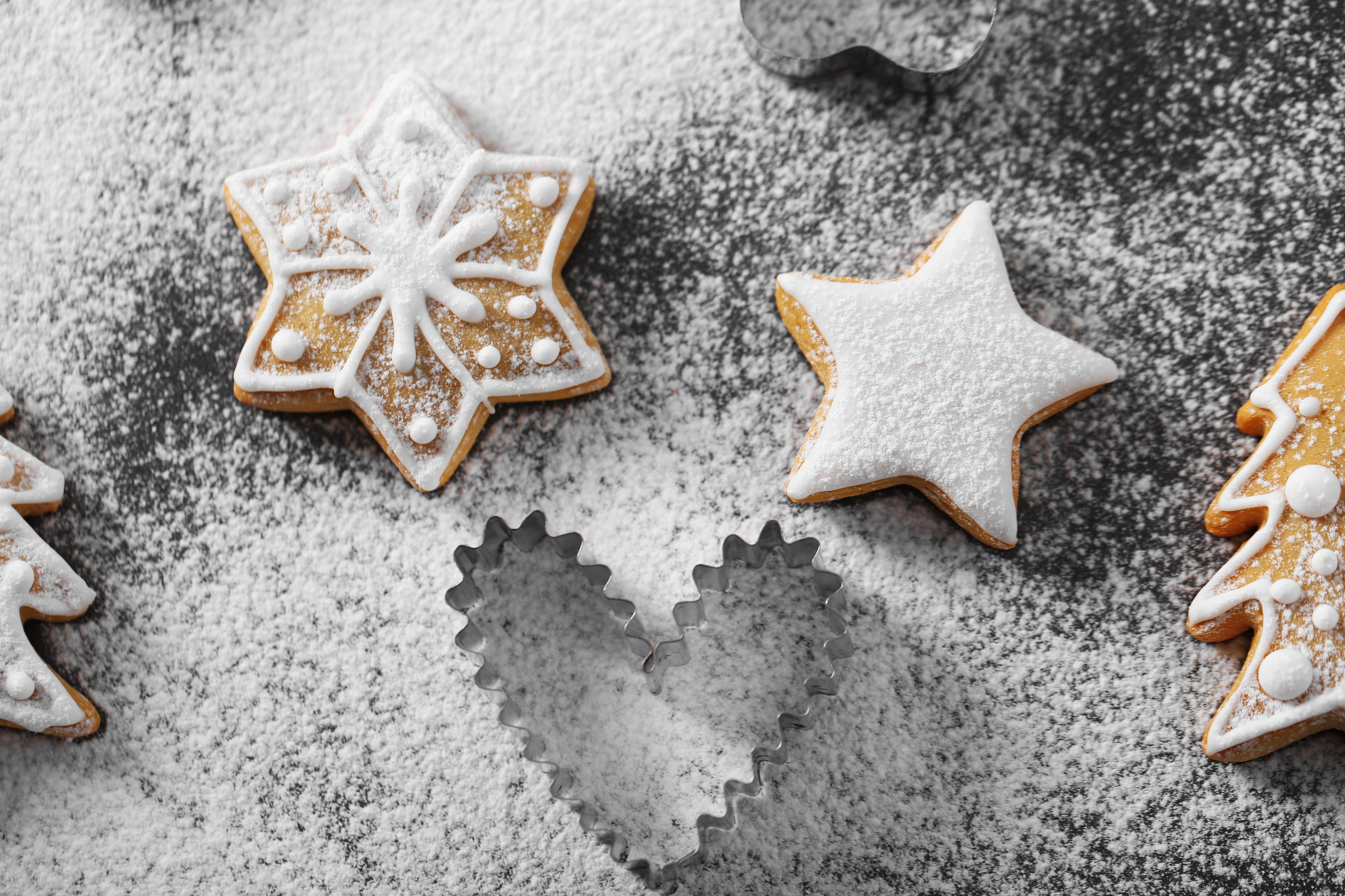 сахарная пудра на печенье скачать