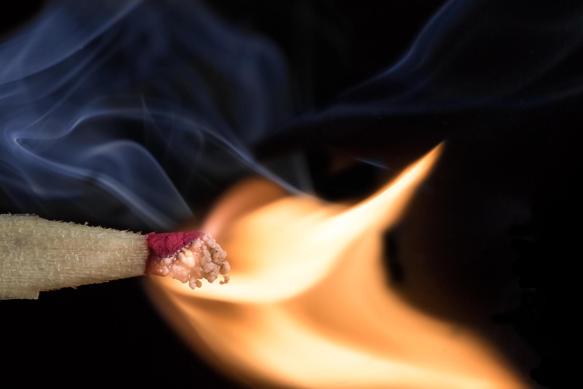 спичка огонь загрузить