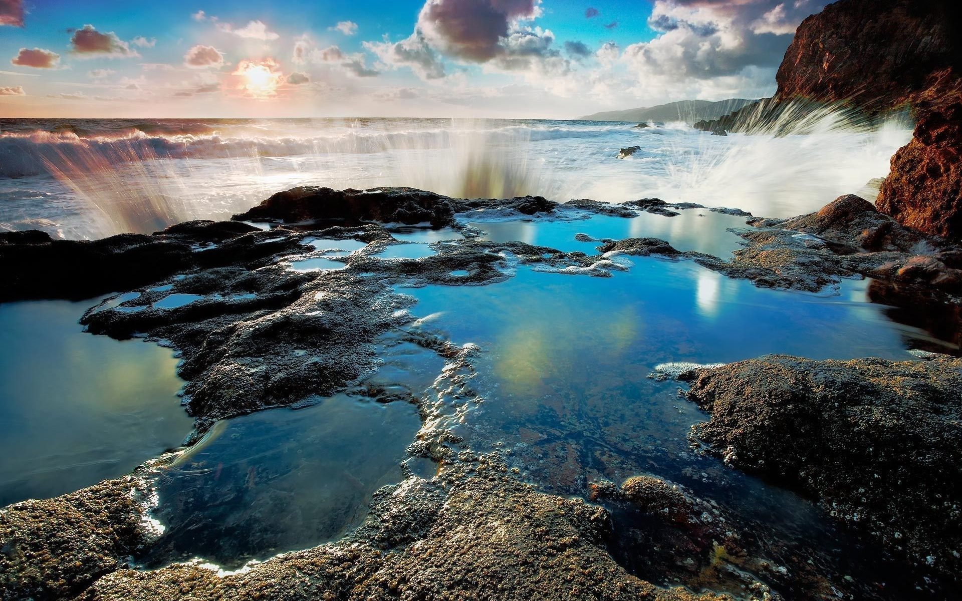 Как сделать красивые фото природы