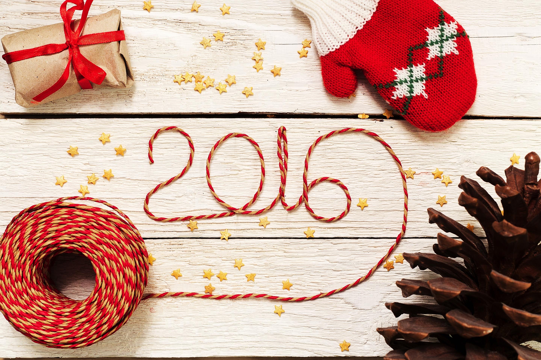 Обои открытки с новым годом, картинки козой