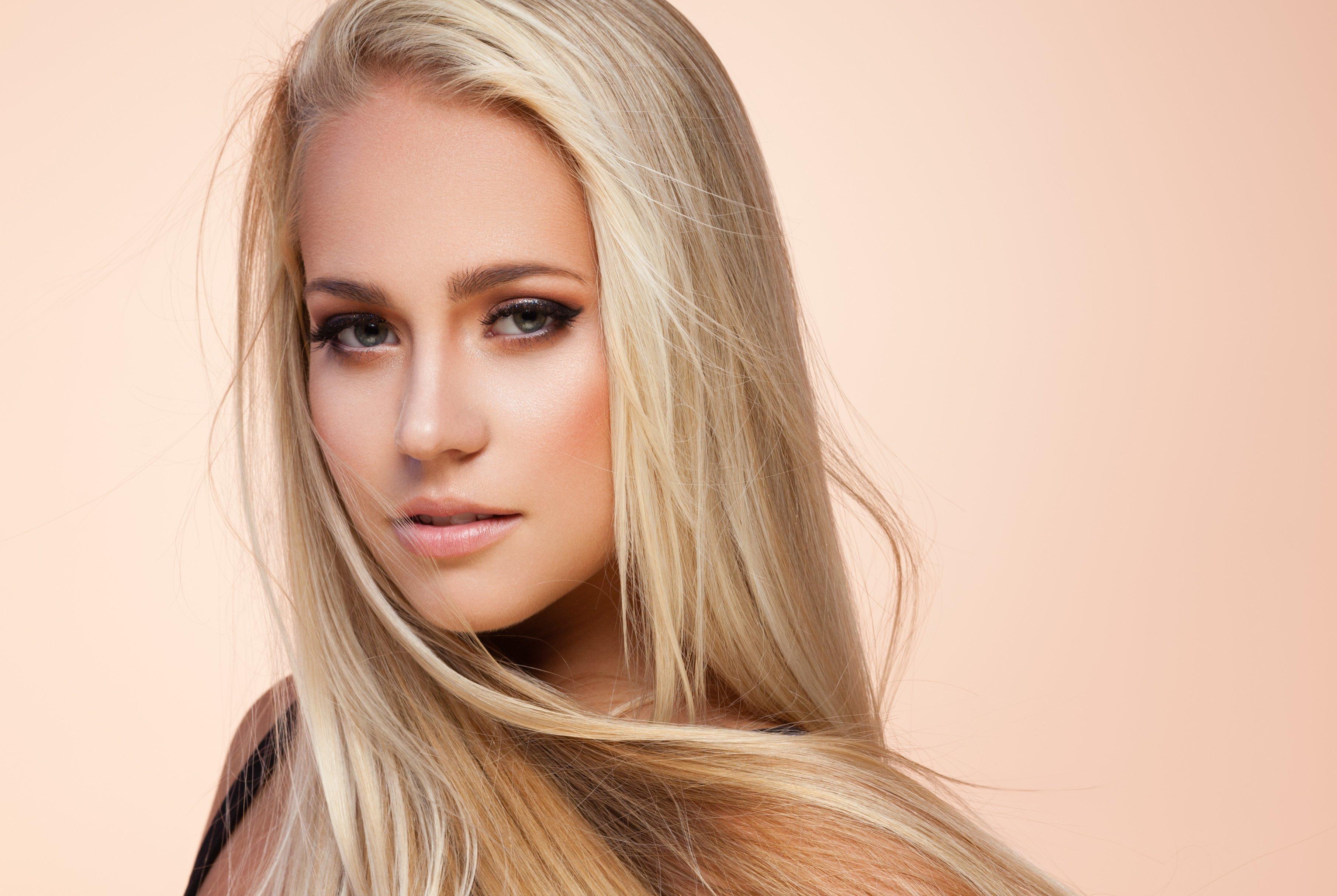 Модели девушки блондинки фото