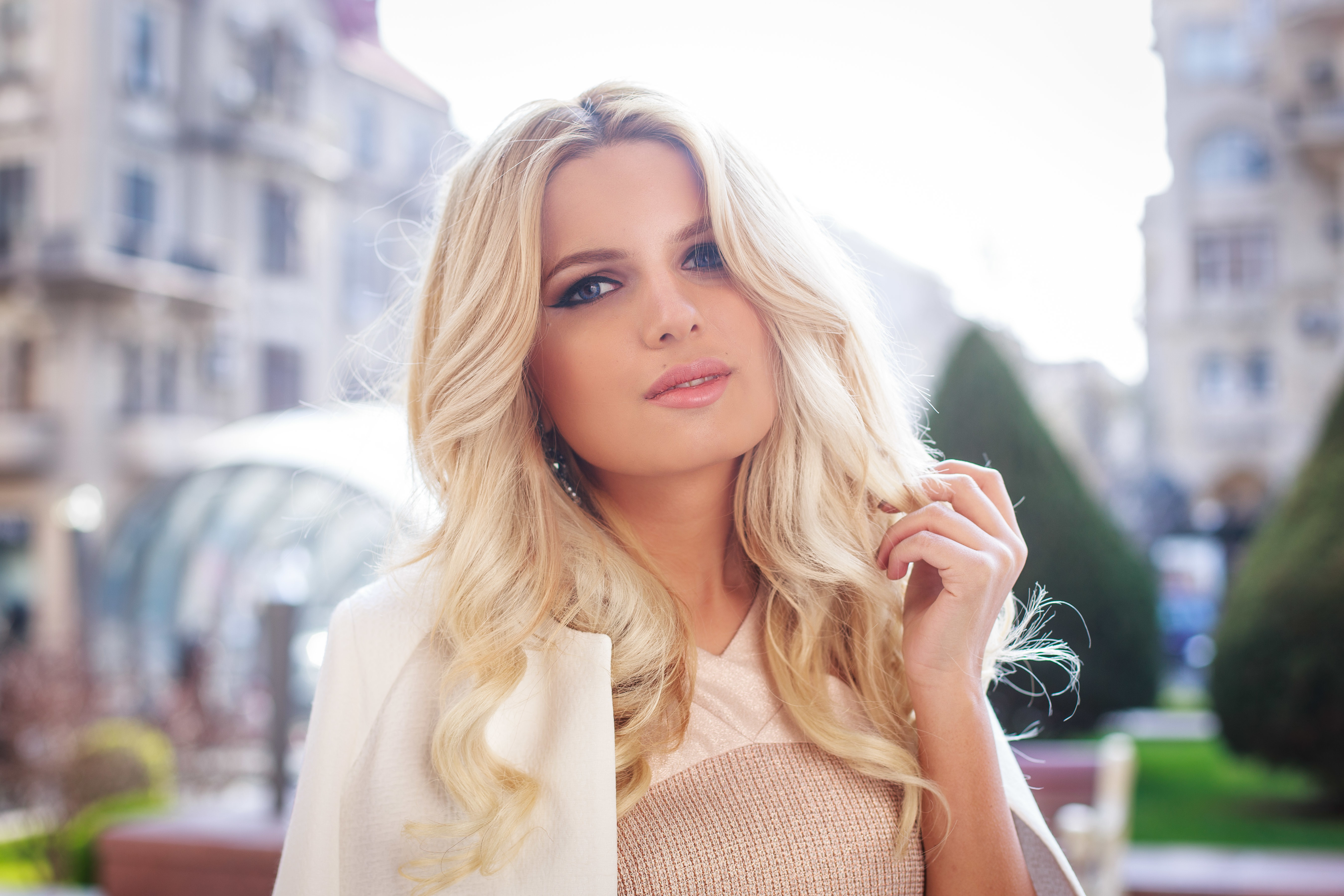 Проверка на блондинку, Тест: Идеальная блондинка это - психологический 23 фотография