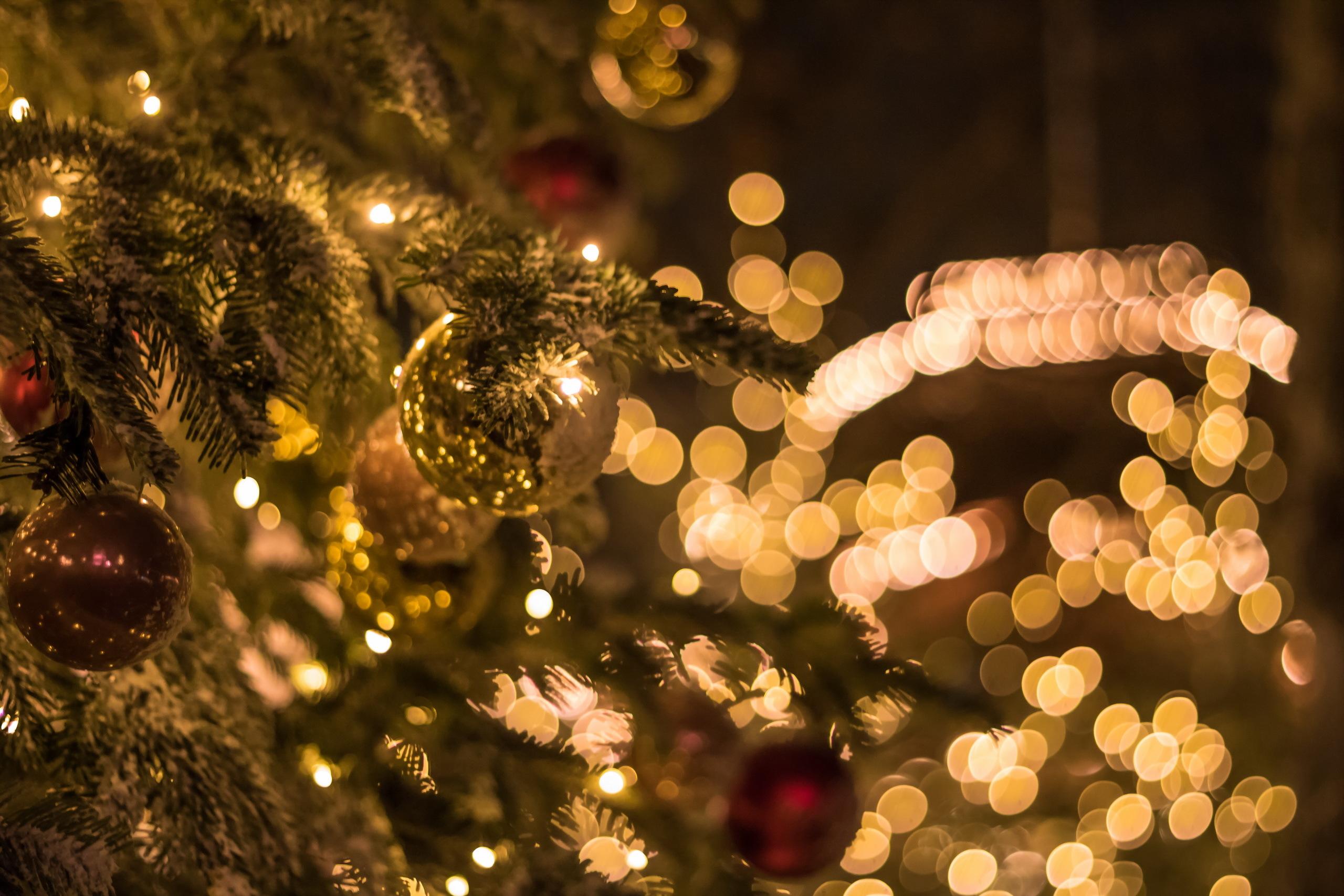 показать фото на рабочий стол компьютера новогодние елки лет опыта позволяет