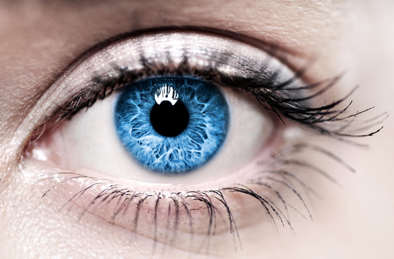 той синий цвет глаз картинки анимации