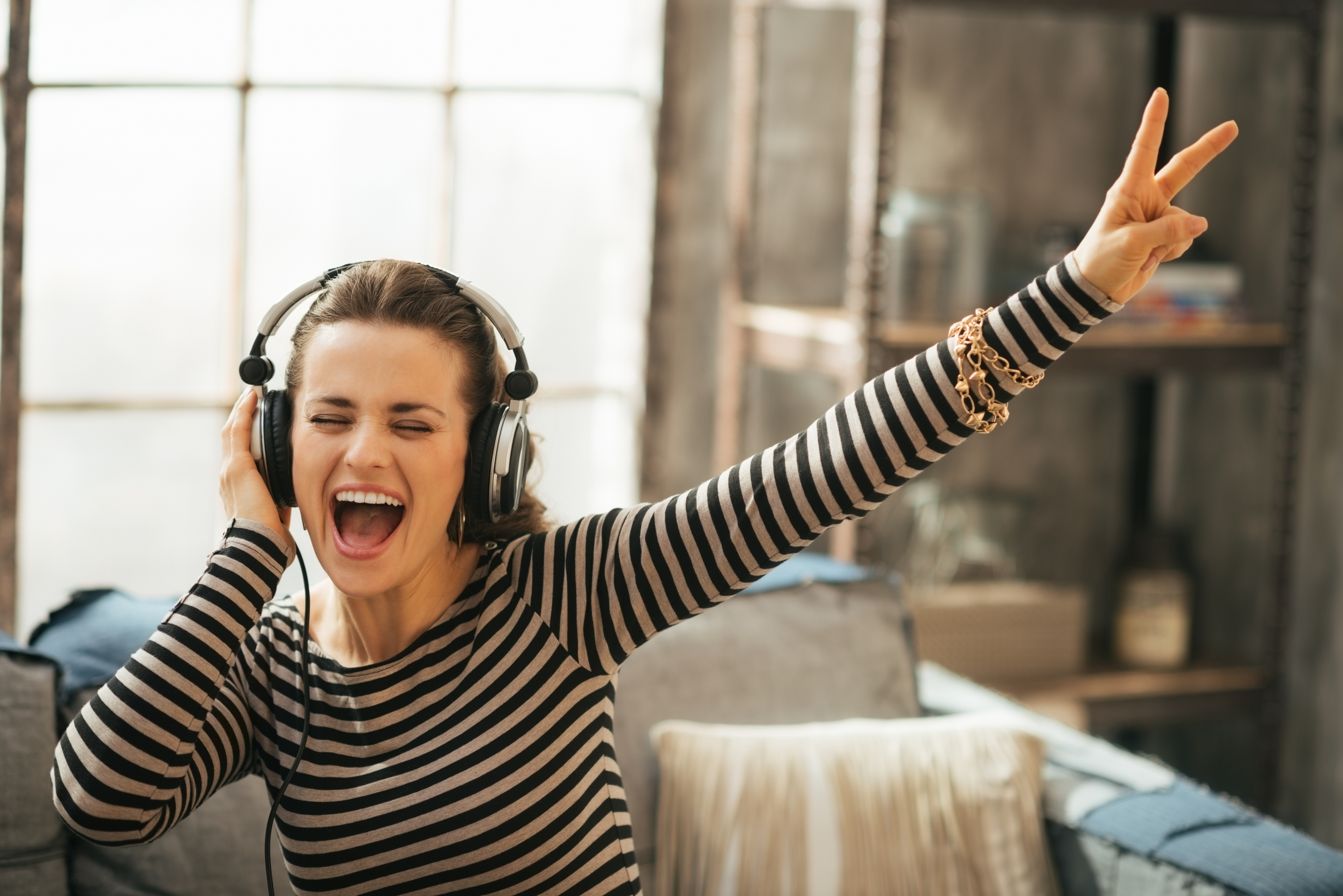 music as an emotional enhancement in The selection of music with perceived high aesthetic value was the only music selection strategy that directly predicted mood enhancement where respondents indicated that they chose music with the intention of triggering memories, this was negatively related to the self-regulatory goal of mood enhancement.