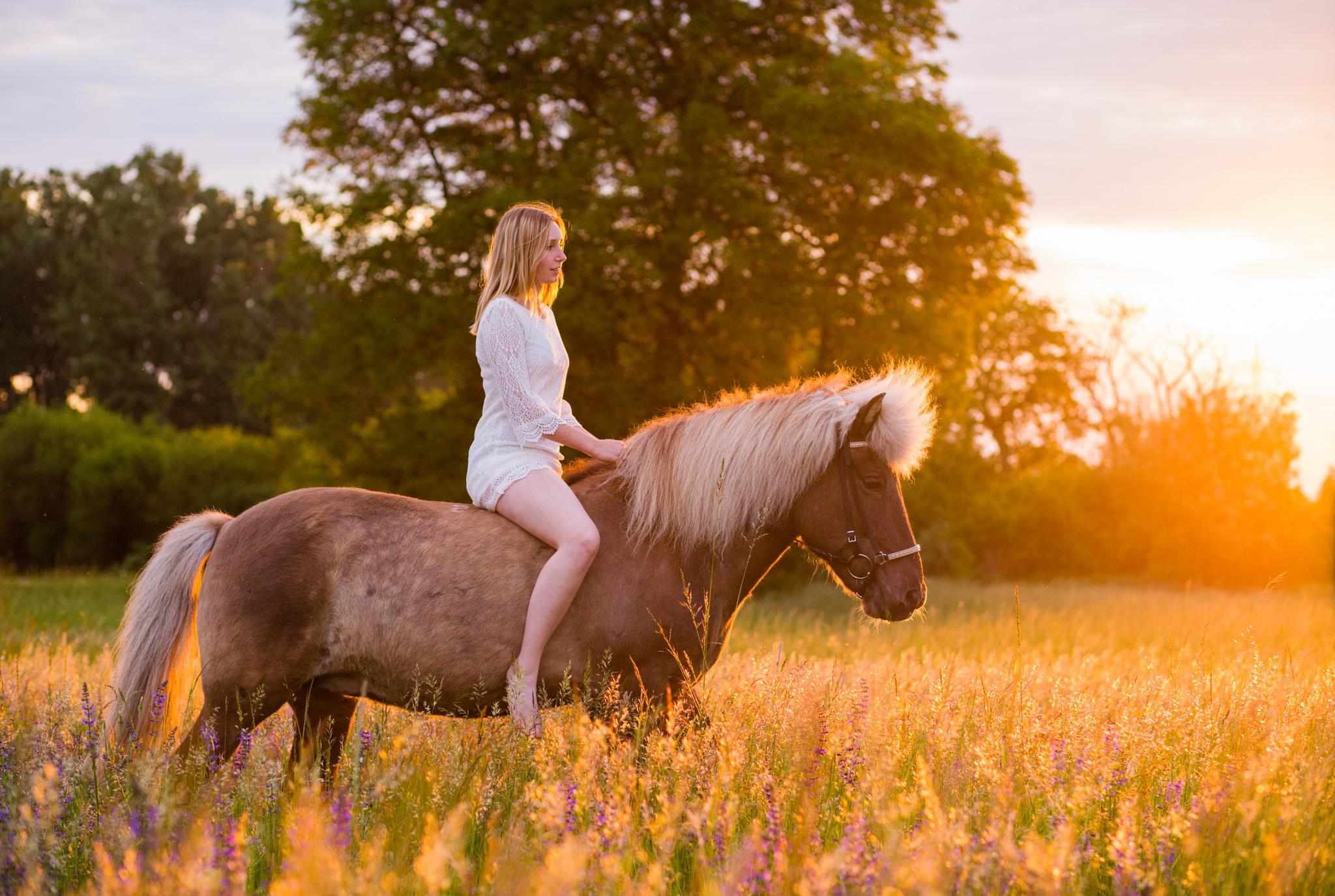 Картинки девушка и лошадь, картинки подписью рисунки