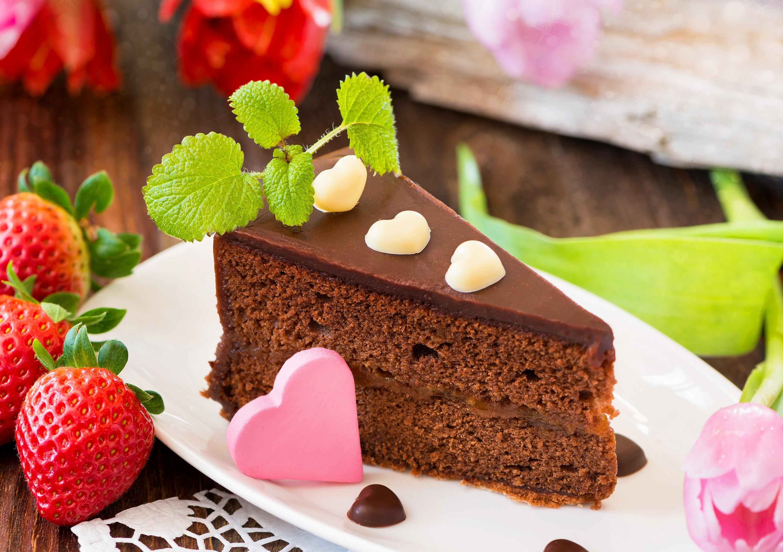 Картинки с пирожными и тортами