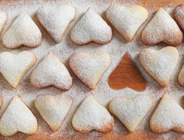 сахарная пудра на печенье без смс