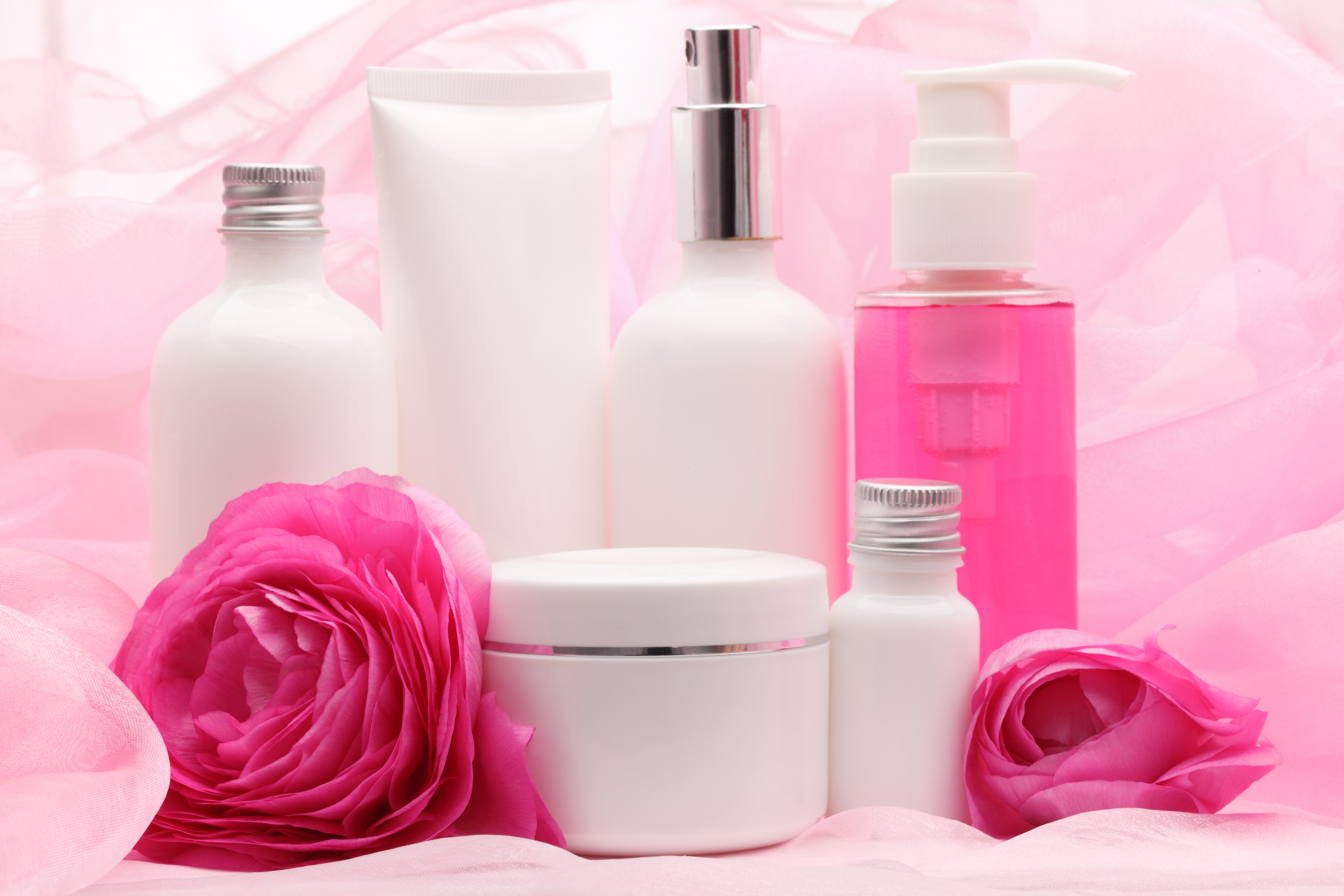 Натуральная косметика для макияжа