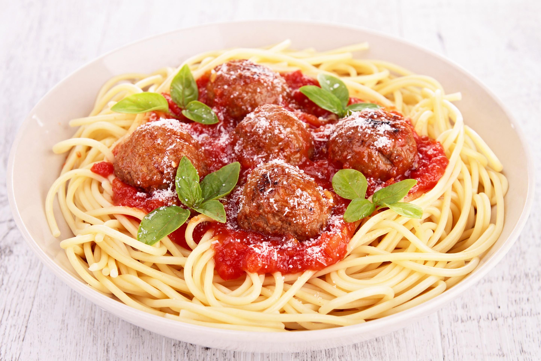 Как сделать фарш для фрикаделек для спагетти