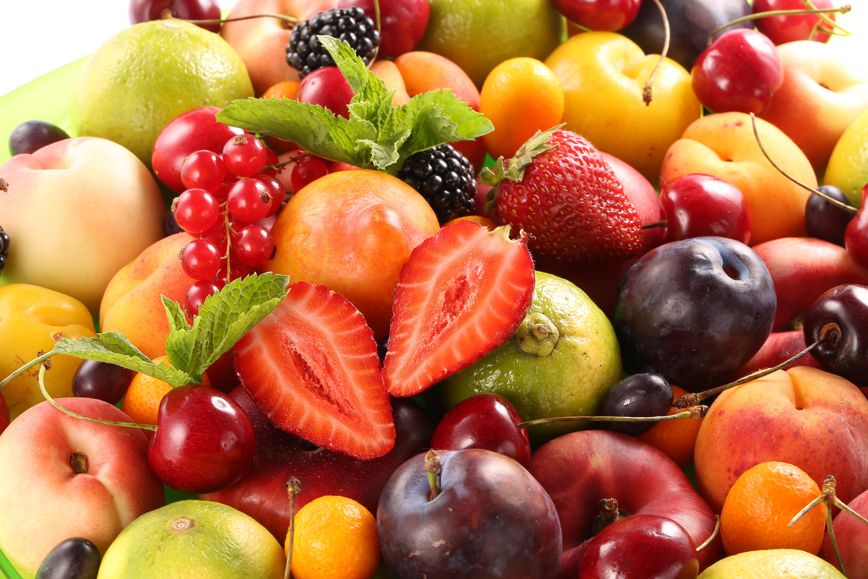 wallpaper fresh fruits berries - photo #8