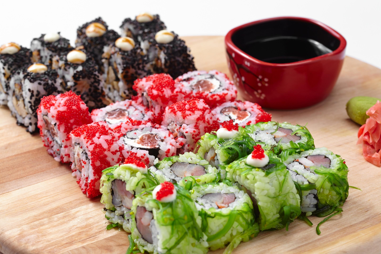 Картинки роллы суши, привет для девушки