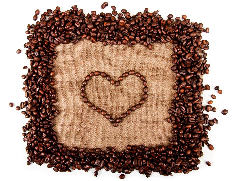 сердце кофе зерна скачать
