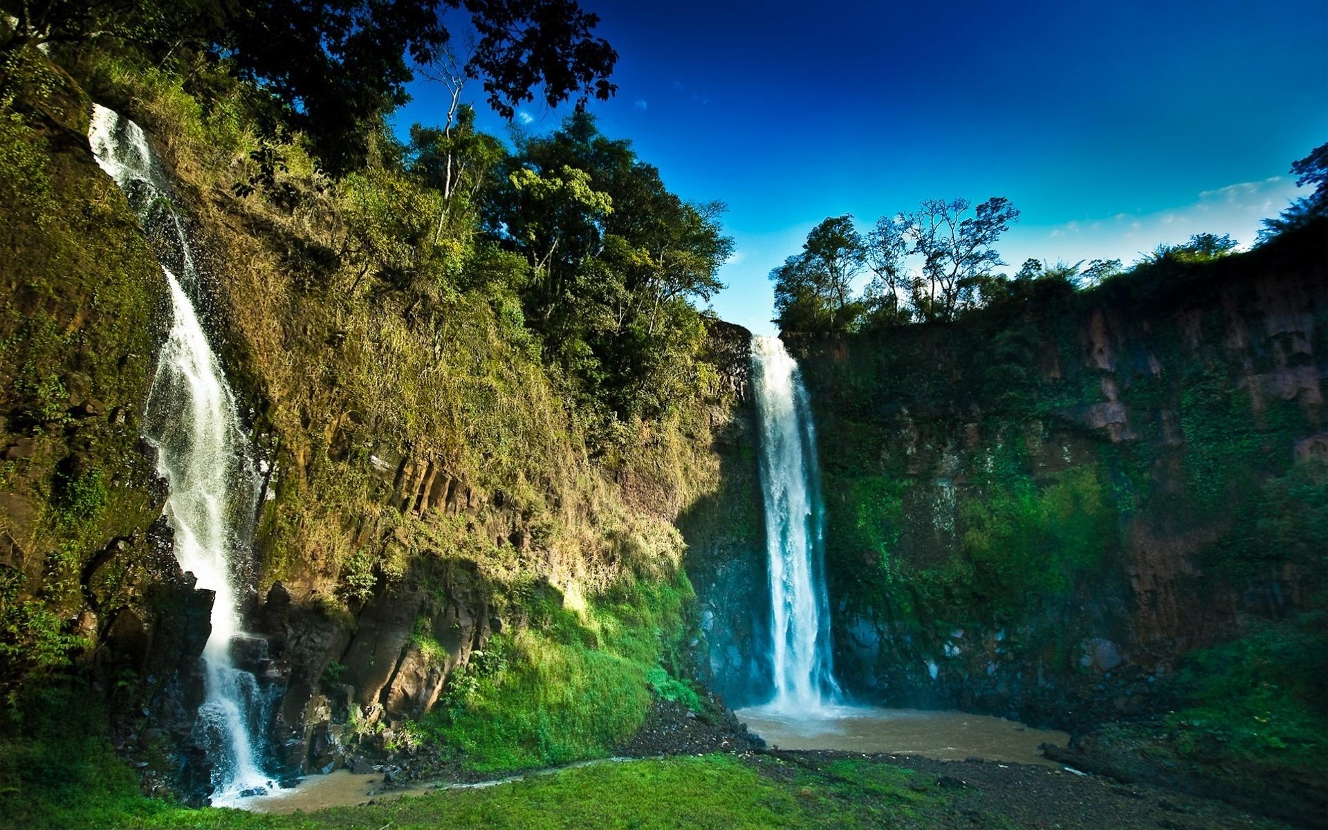 водопад горы  № 2561016  скачать