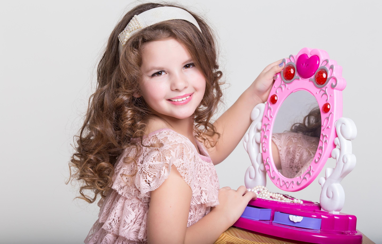 Зеркало для детей фото