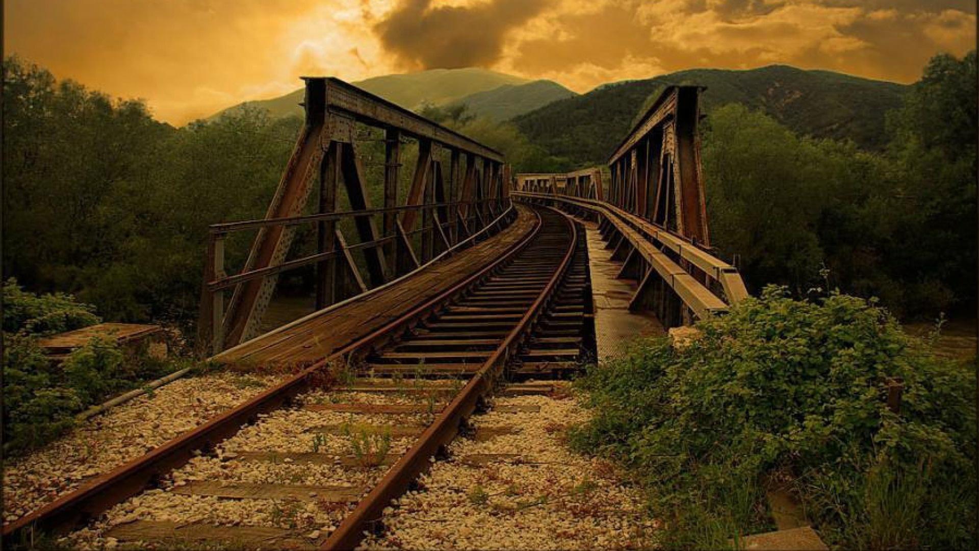 картинки железная дорога мосты киви массово