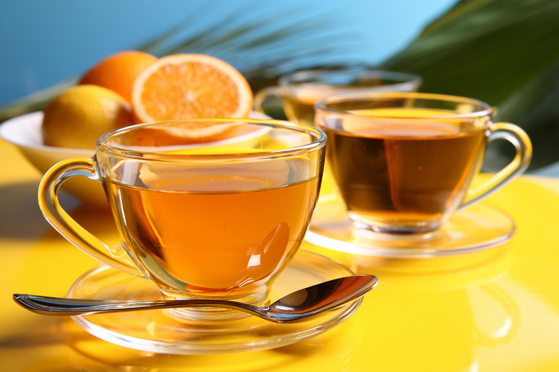чай чашка лимон загрузить