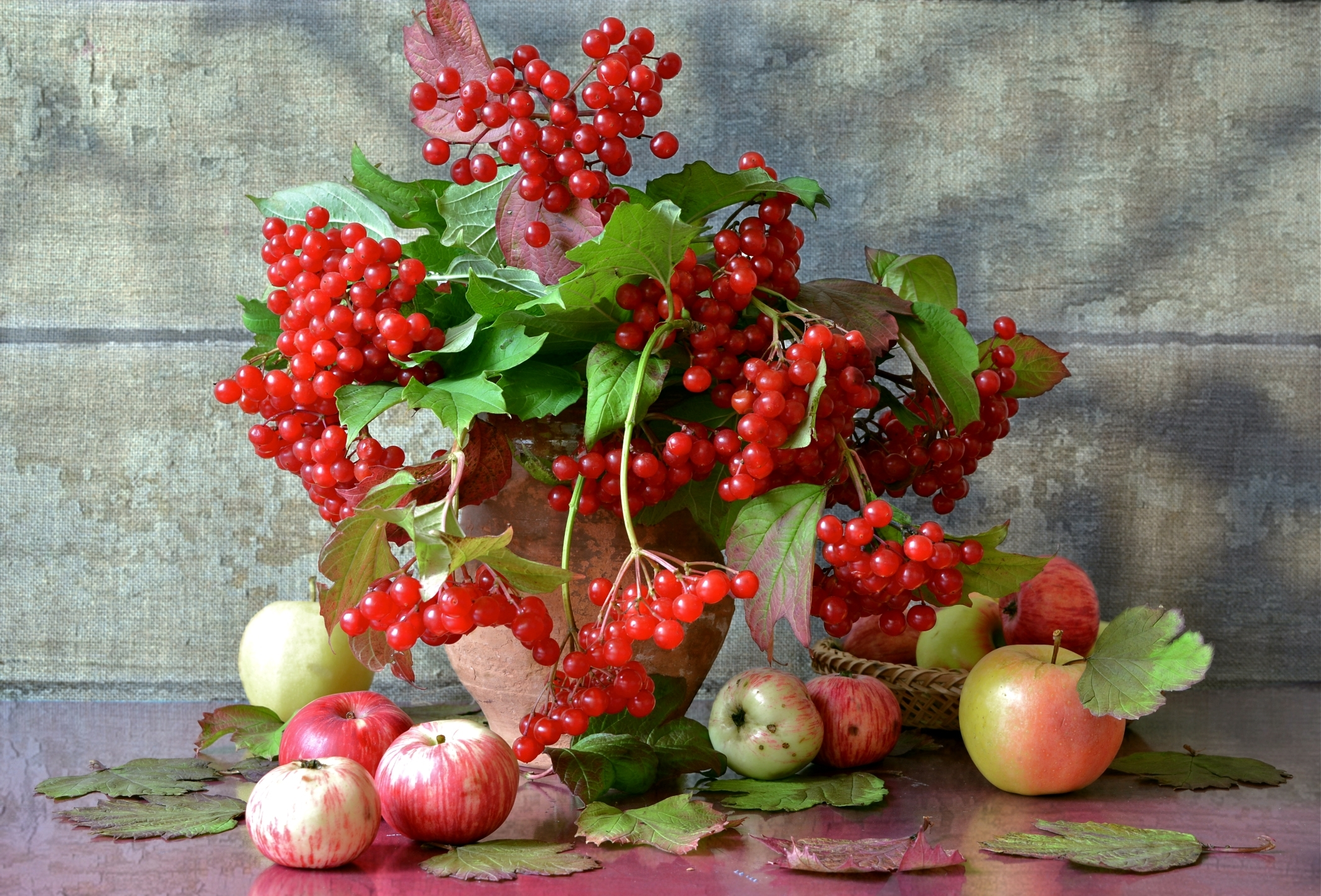 обои на рабочий стол ягоды осени № 649295 бесплатно