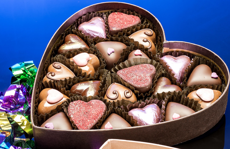 обои для рабочего стола коробка конфеты № 610501 бесплатно