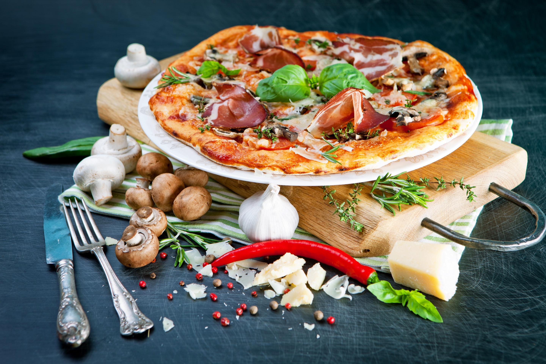 пицца кусок сыр ветчина скачать