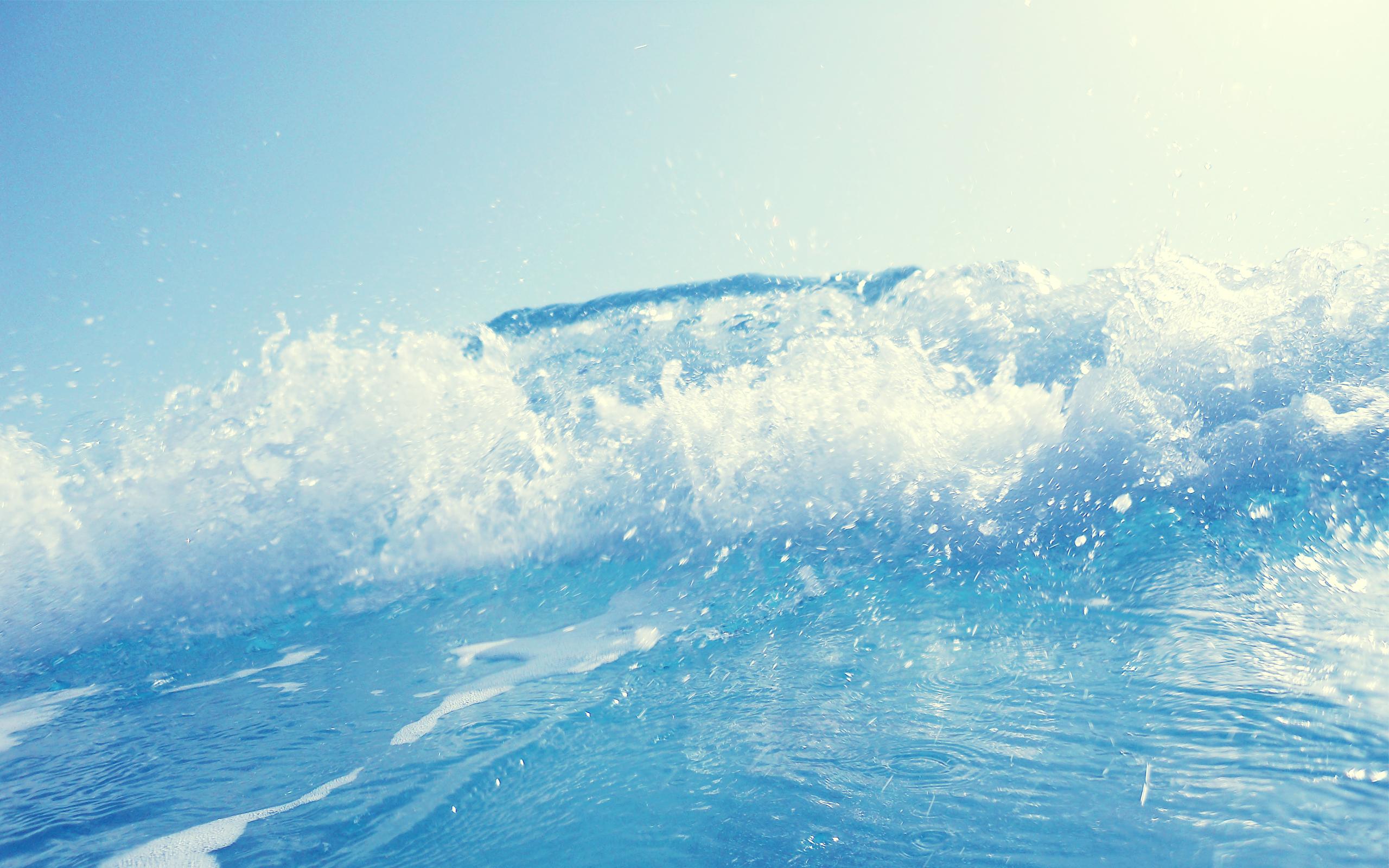 природа море волна вода  № 1195657 без смс