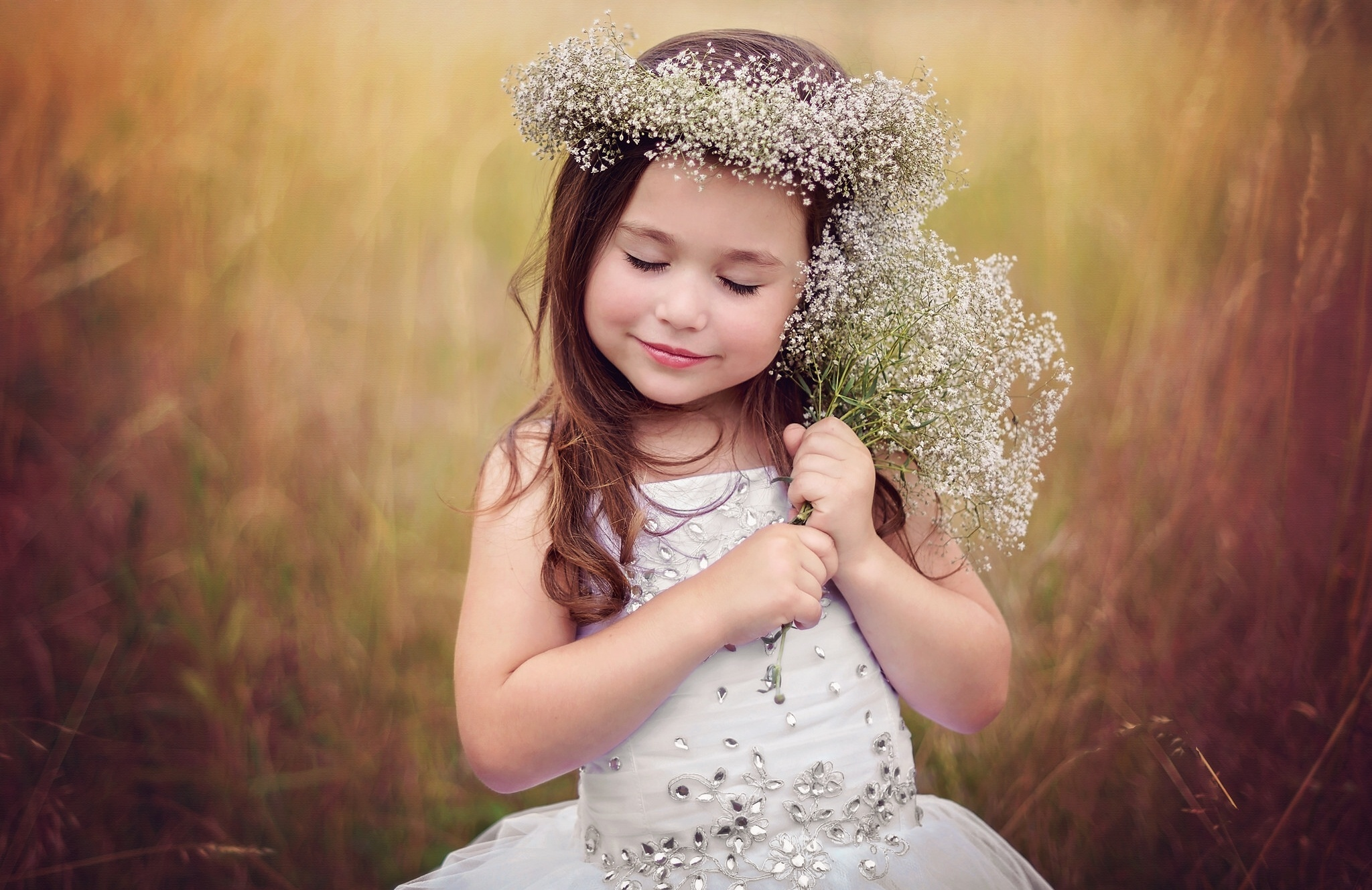 Картинка маленьких девочек