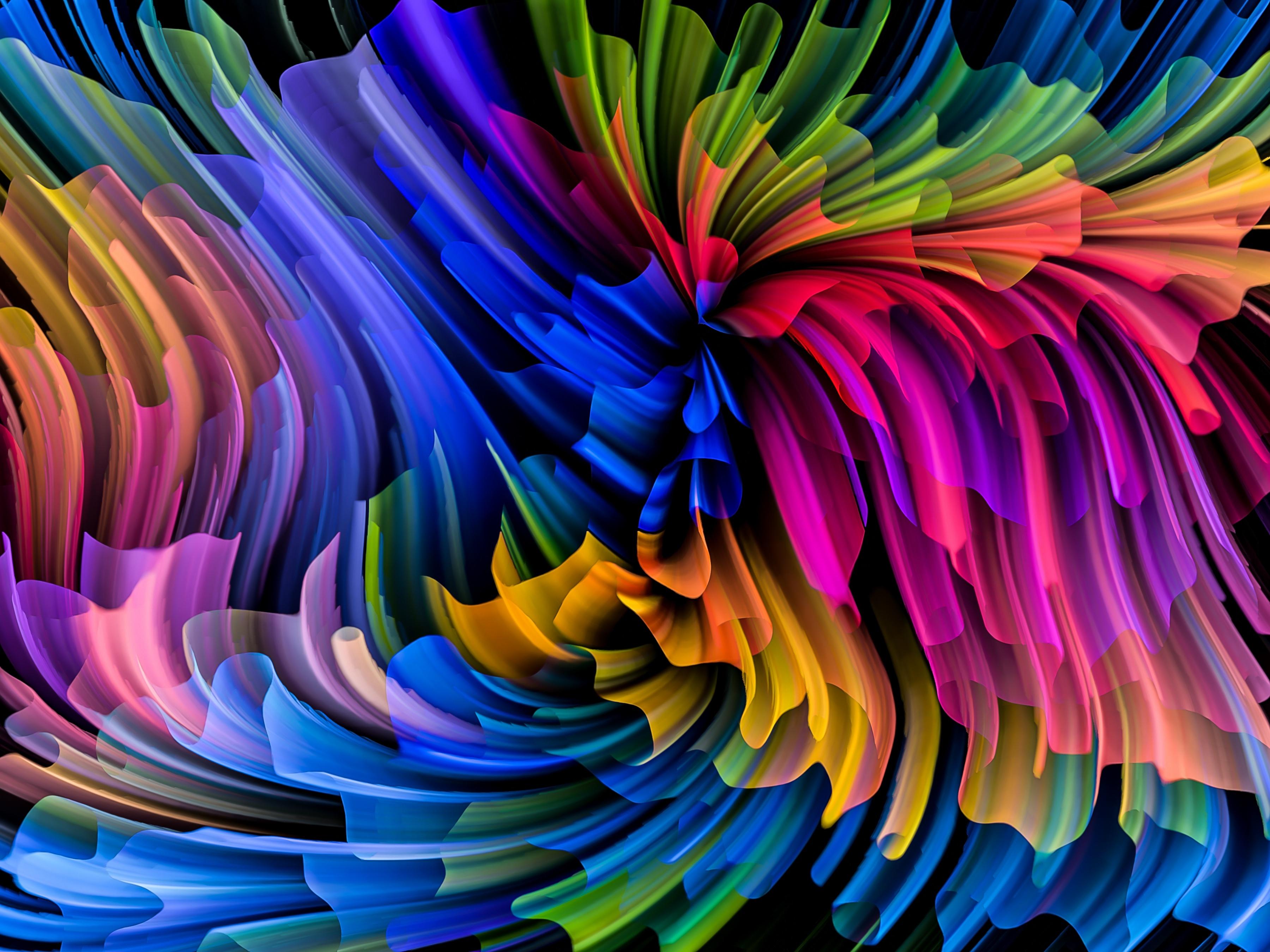 Картинки ногтей с разноцветным френчем фото боевых
