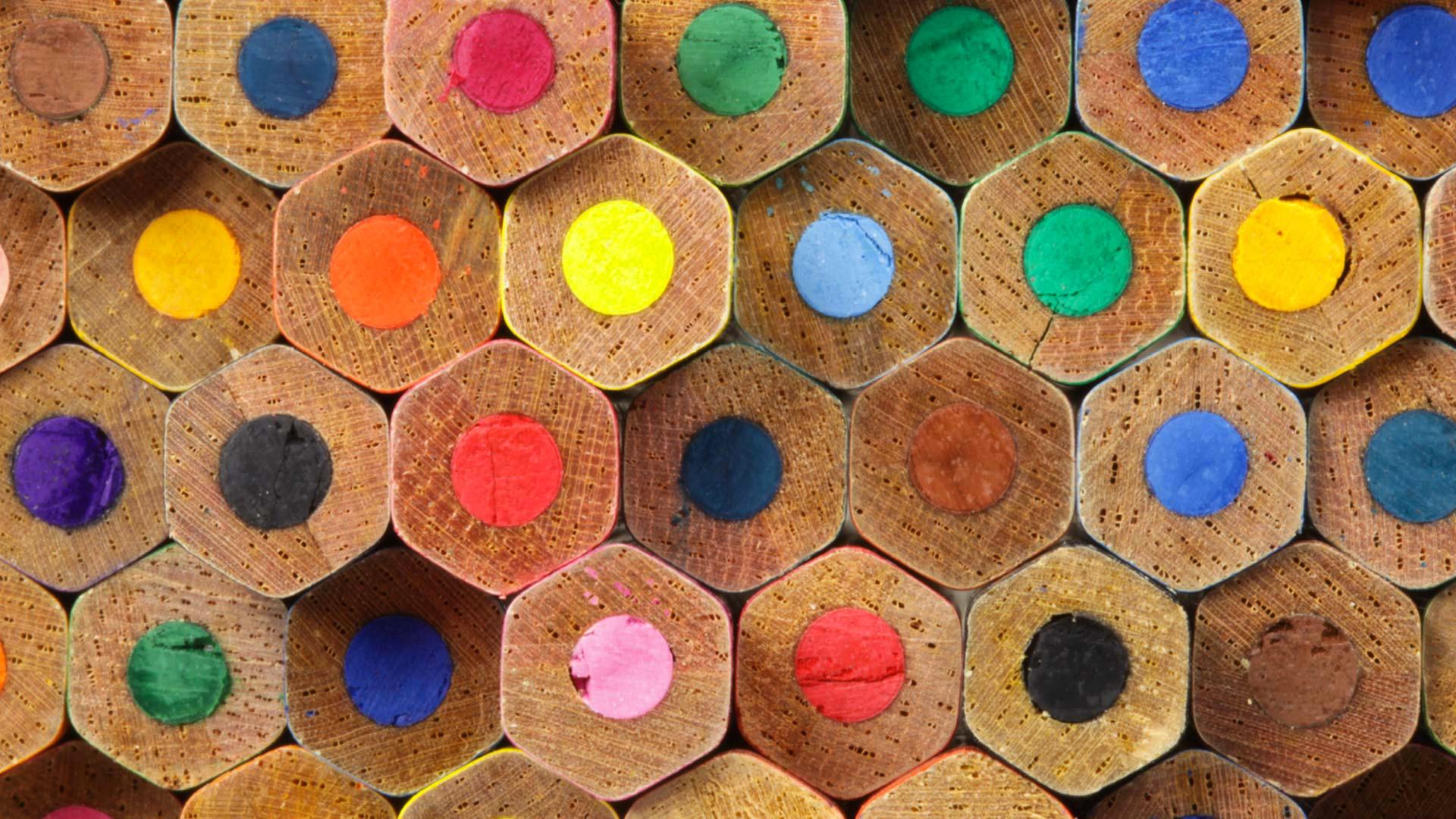 разноцветные карандаши  № 2932039 без смс