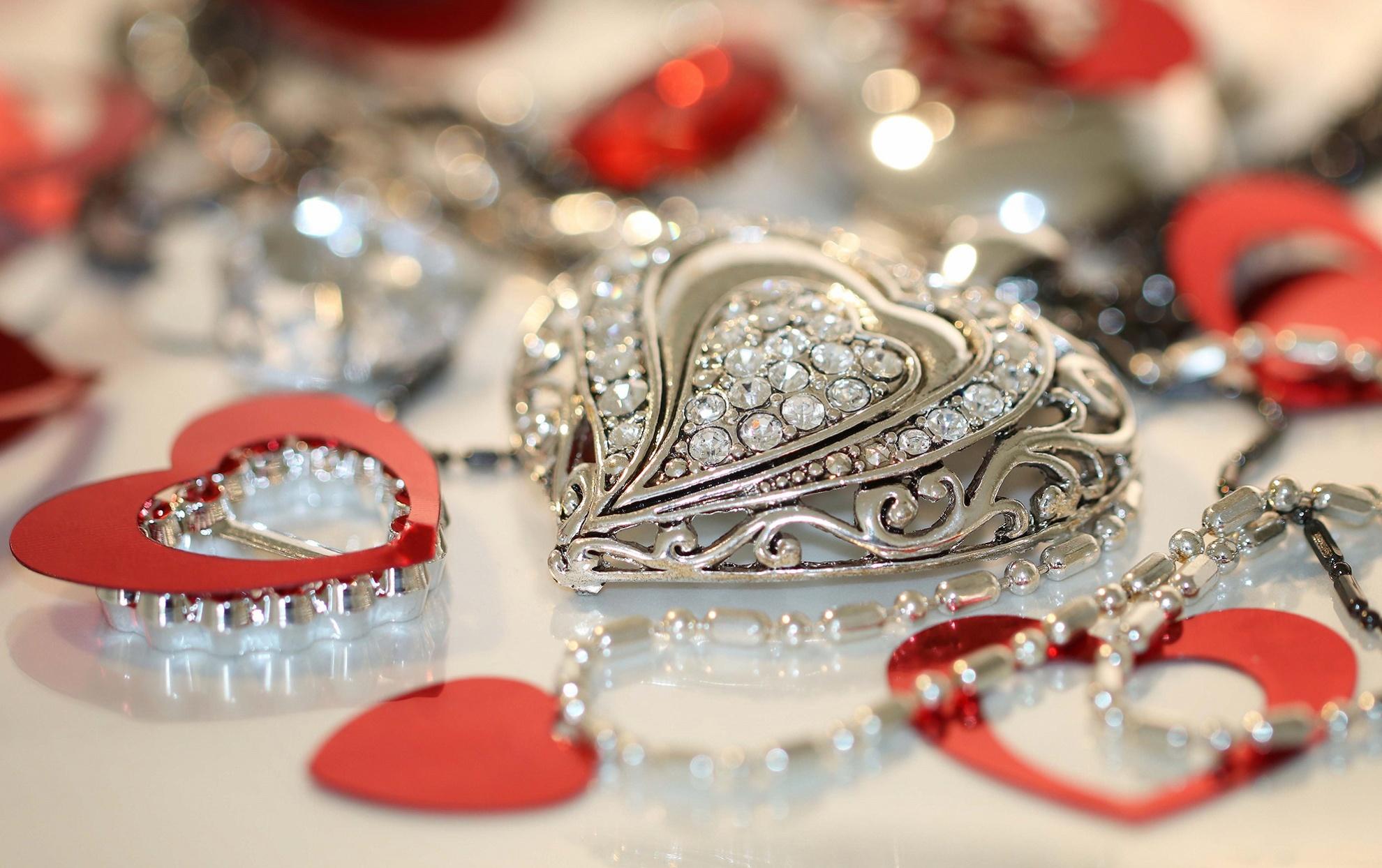 Сердца драгоценности камни бесплатно