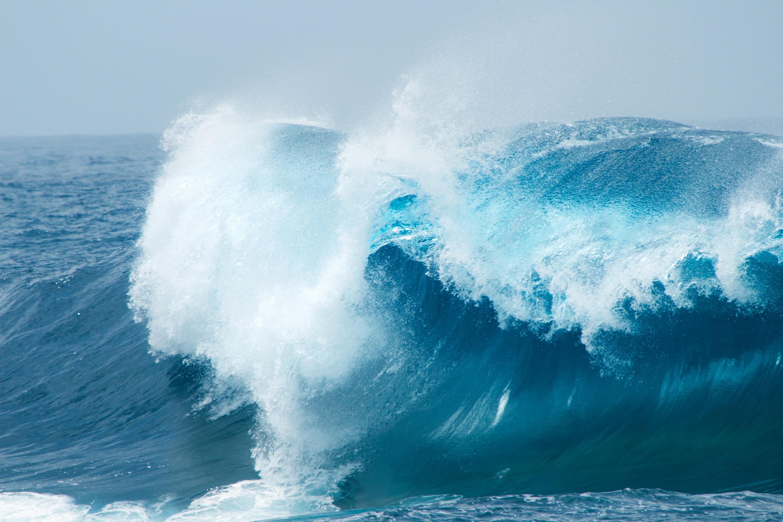 Море волны брызги бесплатно